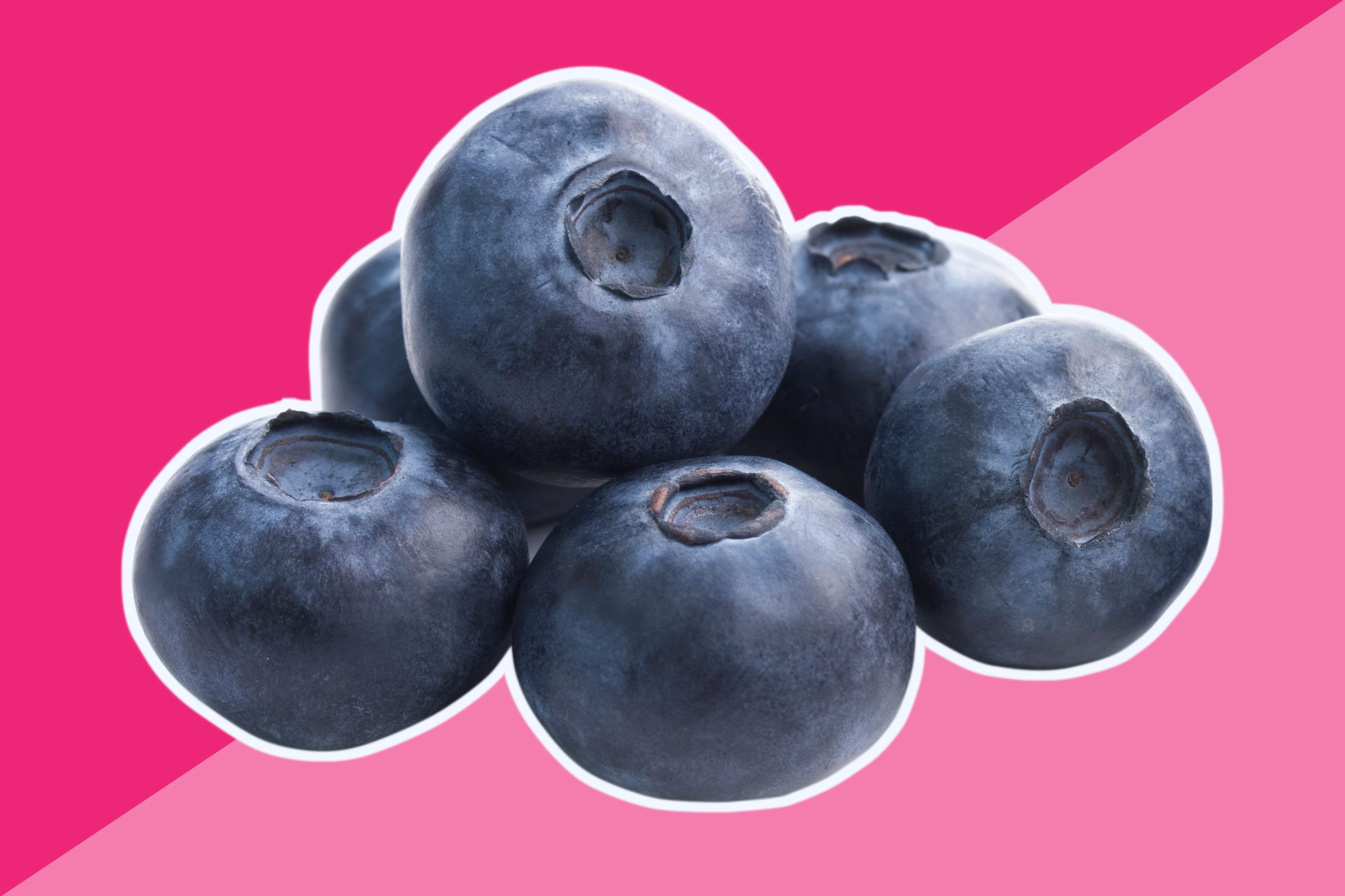 Easter ideas part 3 of 3 real deep stuff - Blueberries