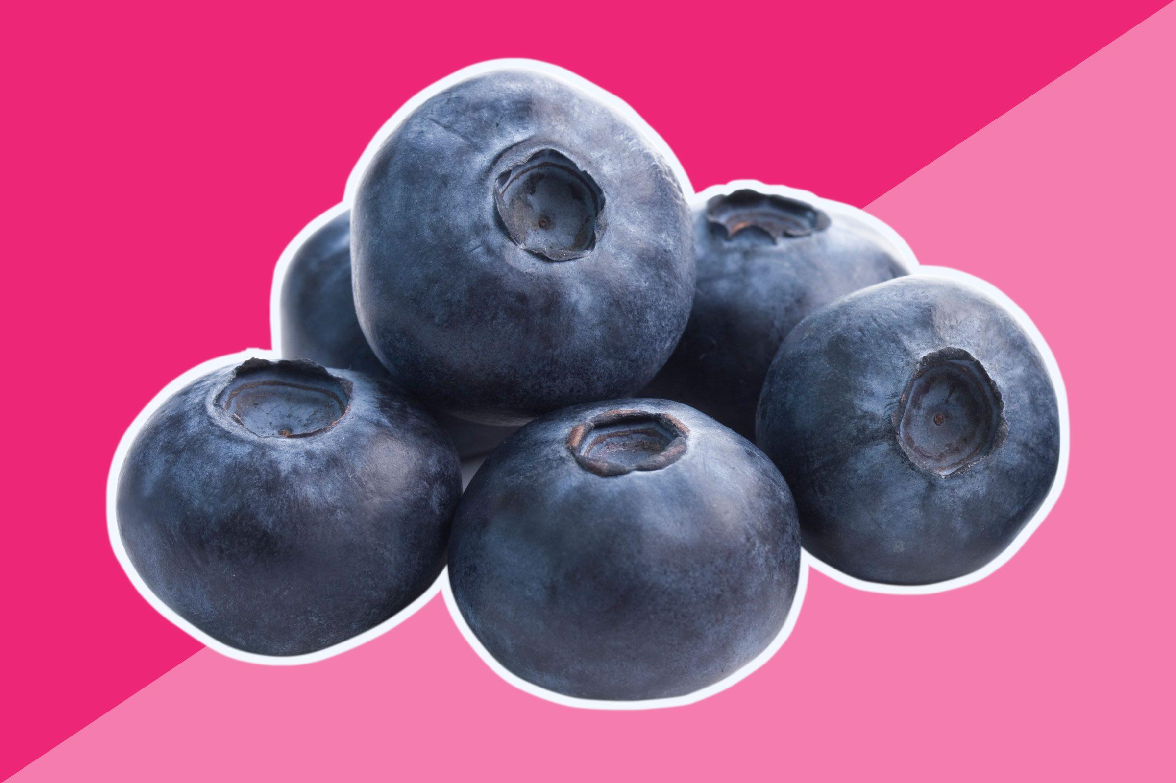 Natural Easter Egg Dye #2: Blueberries
