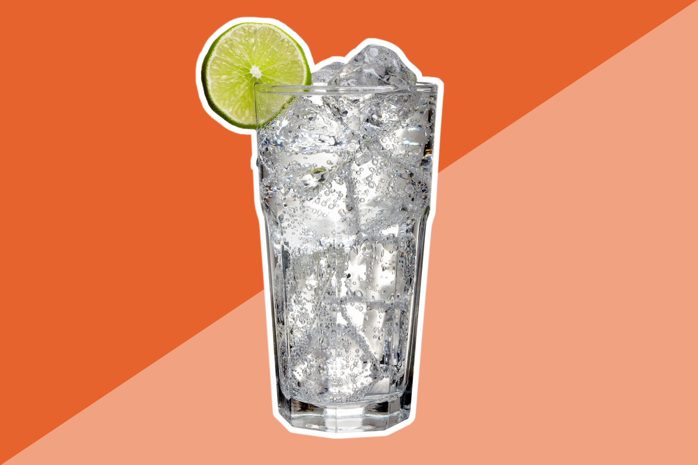 Have a slice with your seltzer