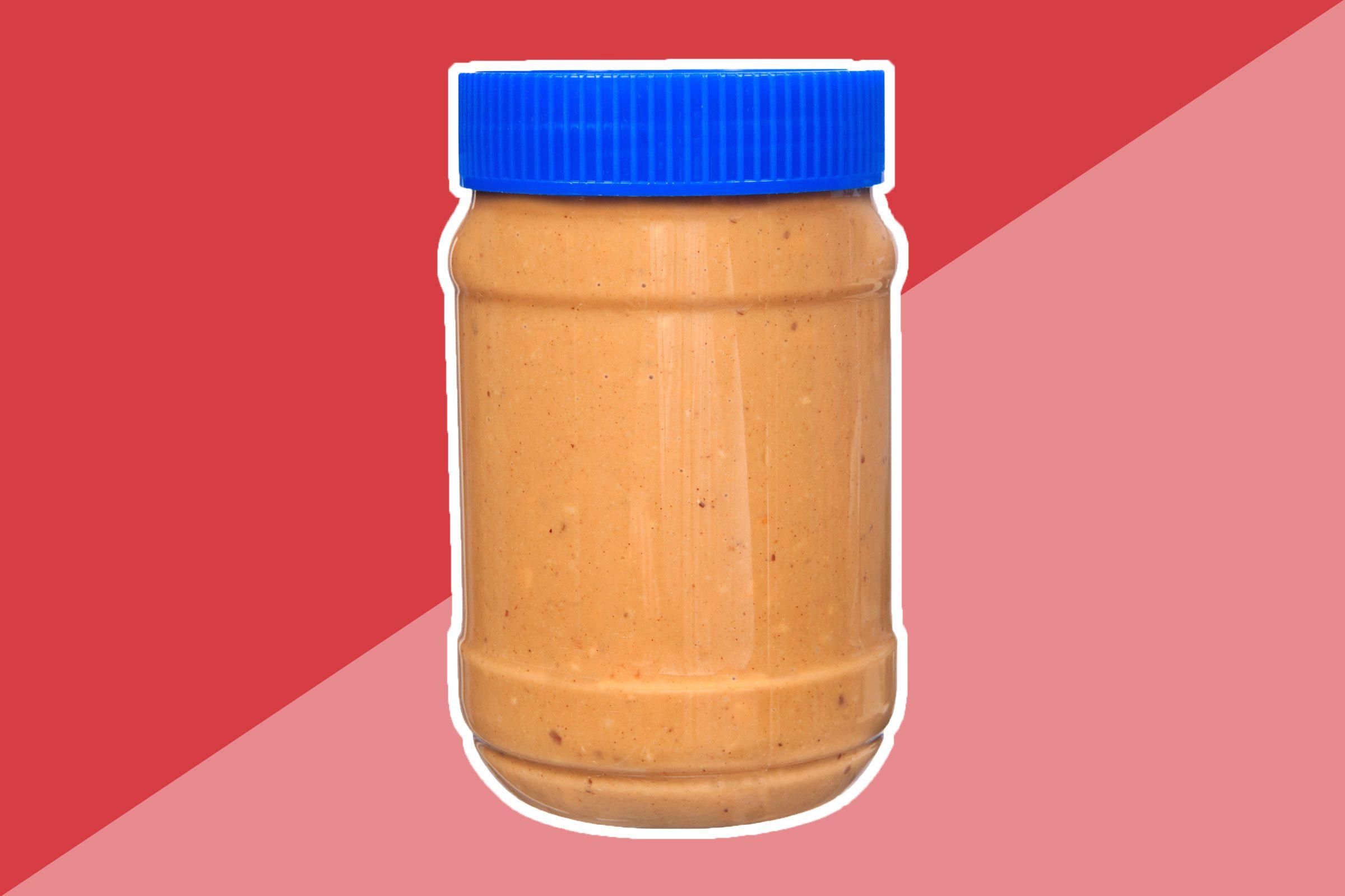 Reduced fat peanut butter