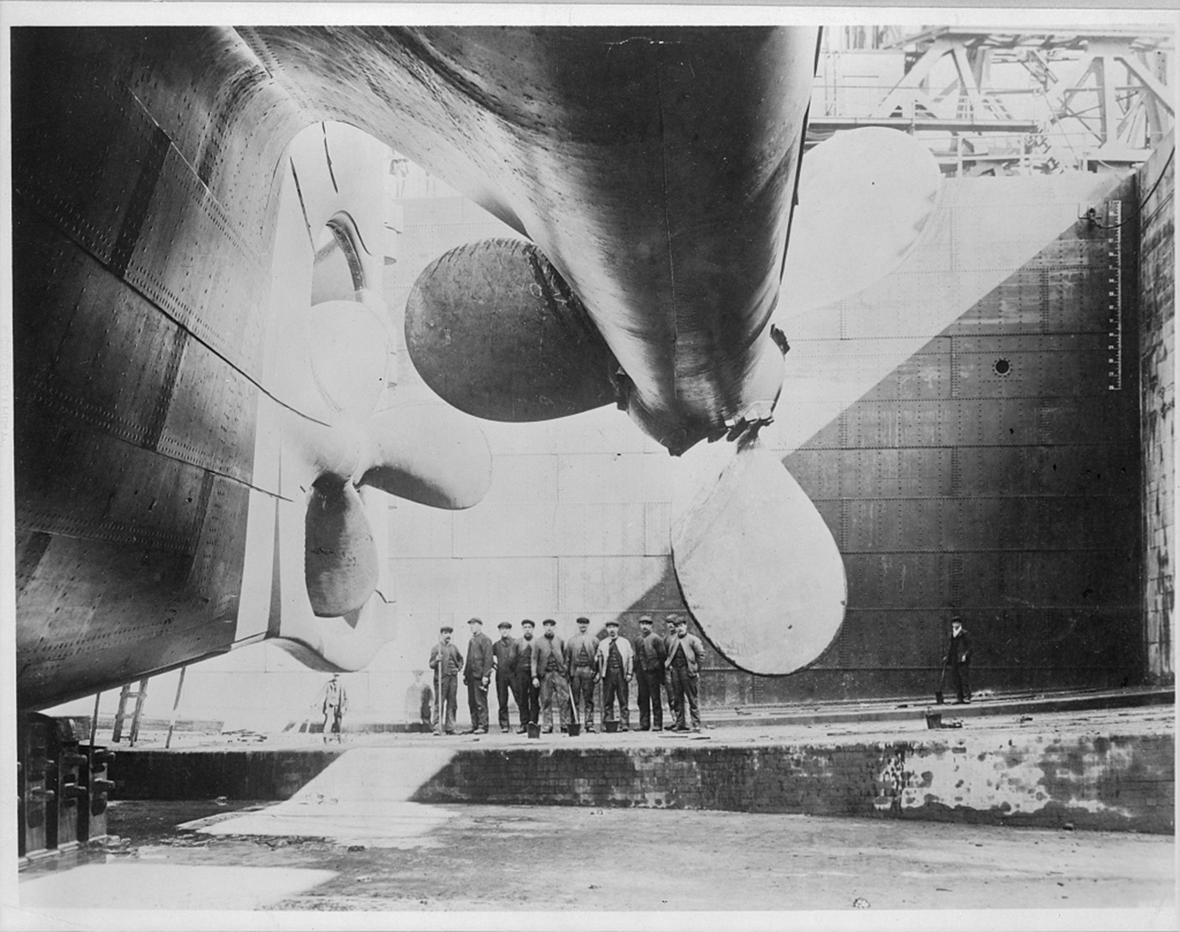 7. Did an 1898 novella anticipate the <i>Titanic</i> disaster?