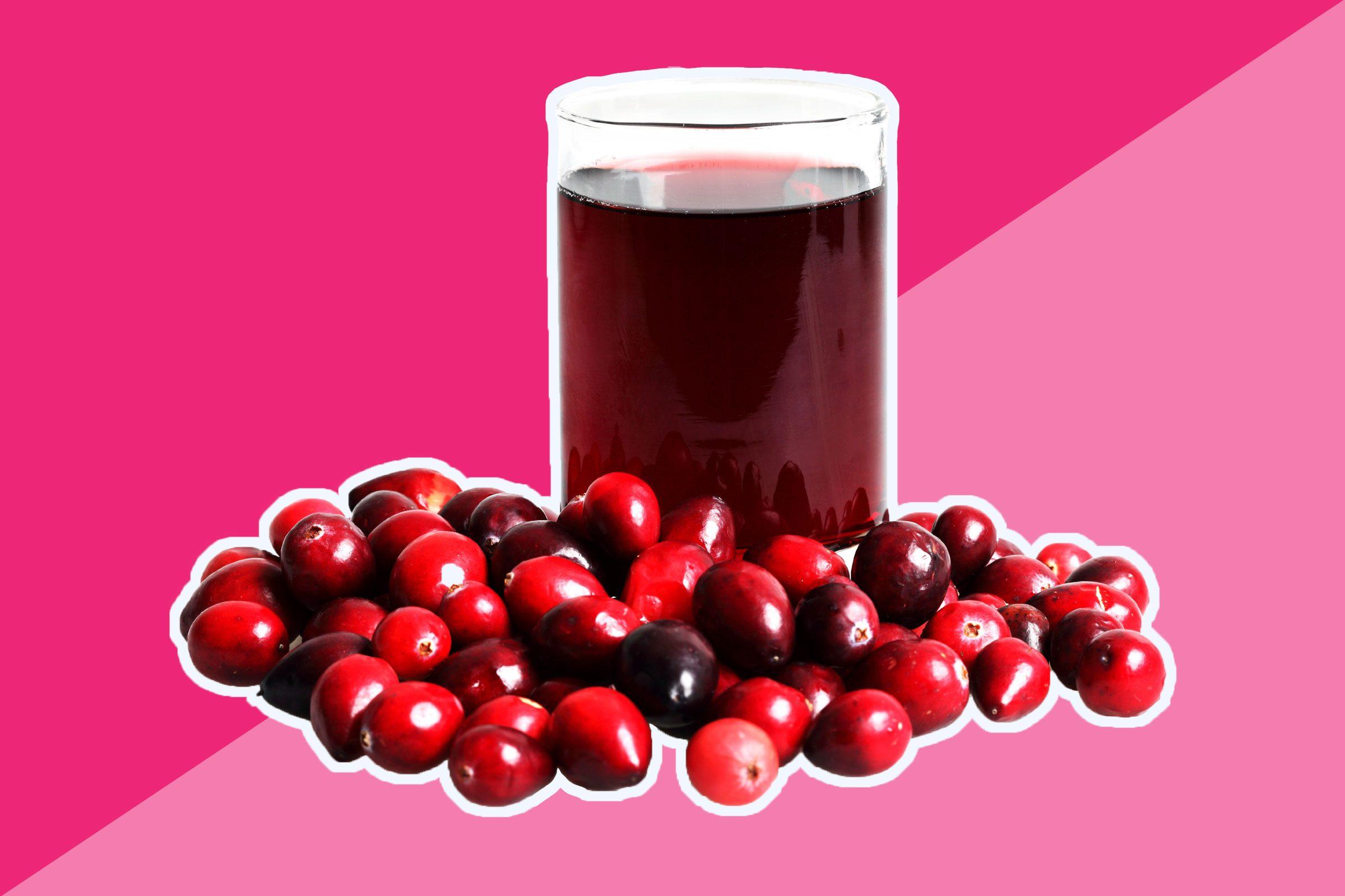 Natural Easter Egg Dye #5: Cranberry juice