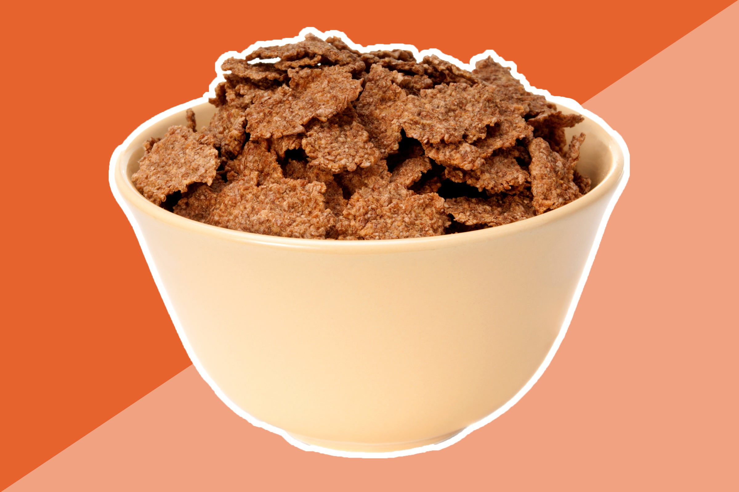 Eat a bowl of all-bran cereal
