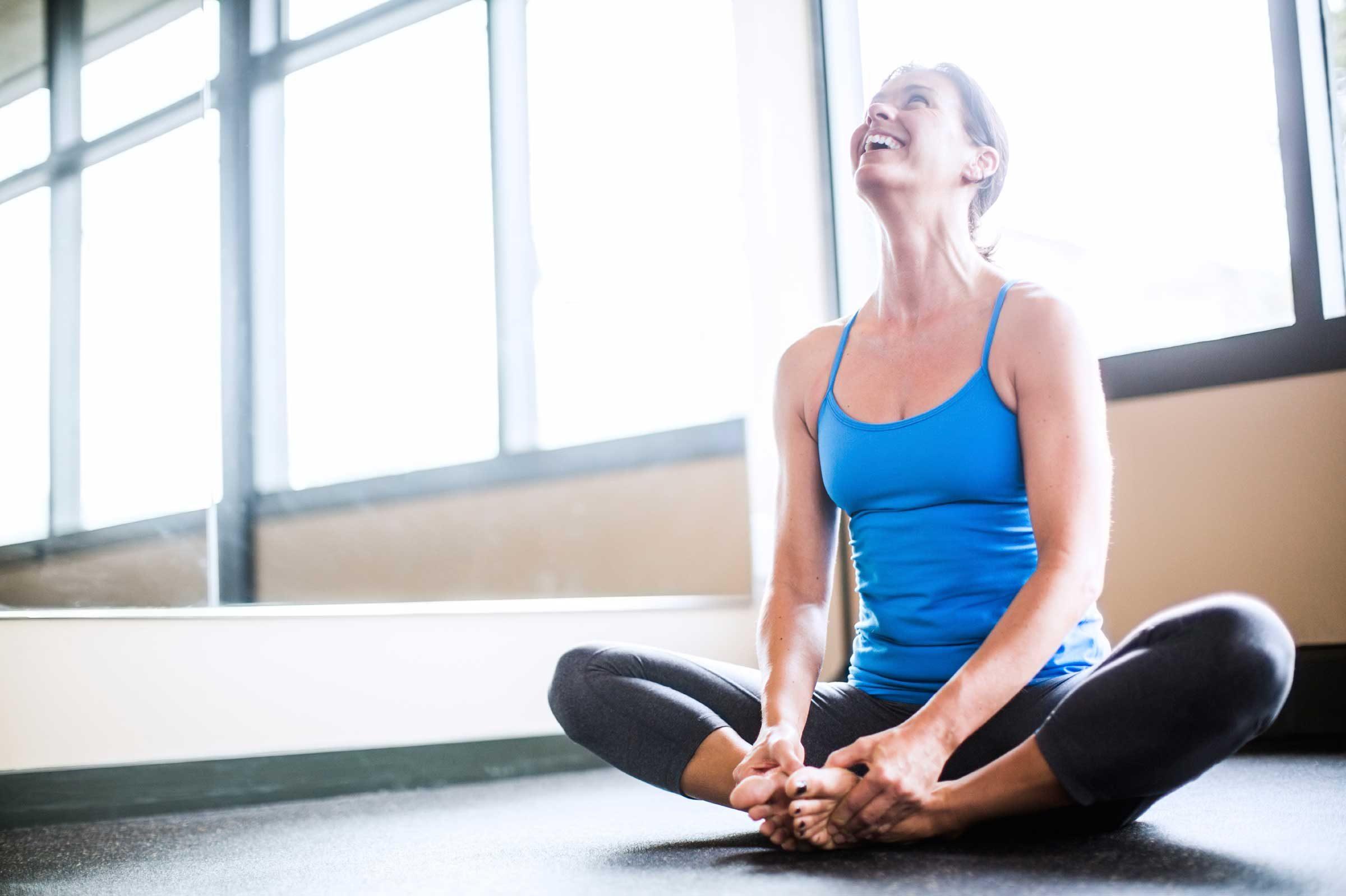 Avoid intense workouts.