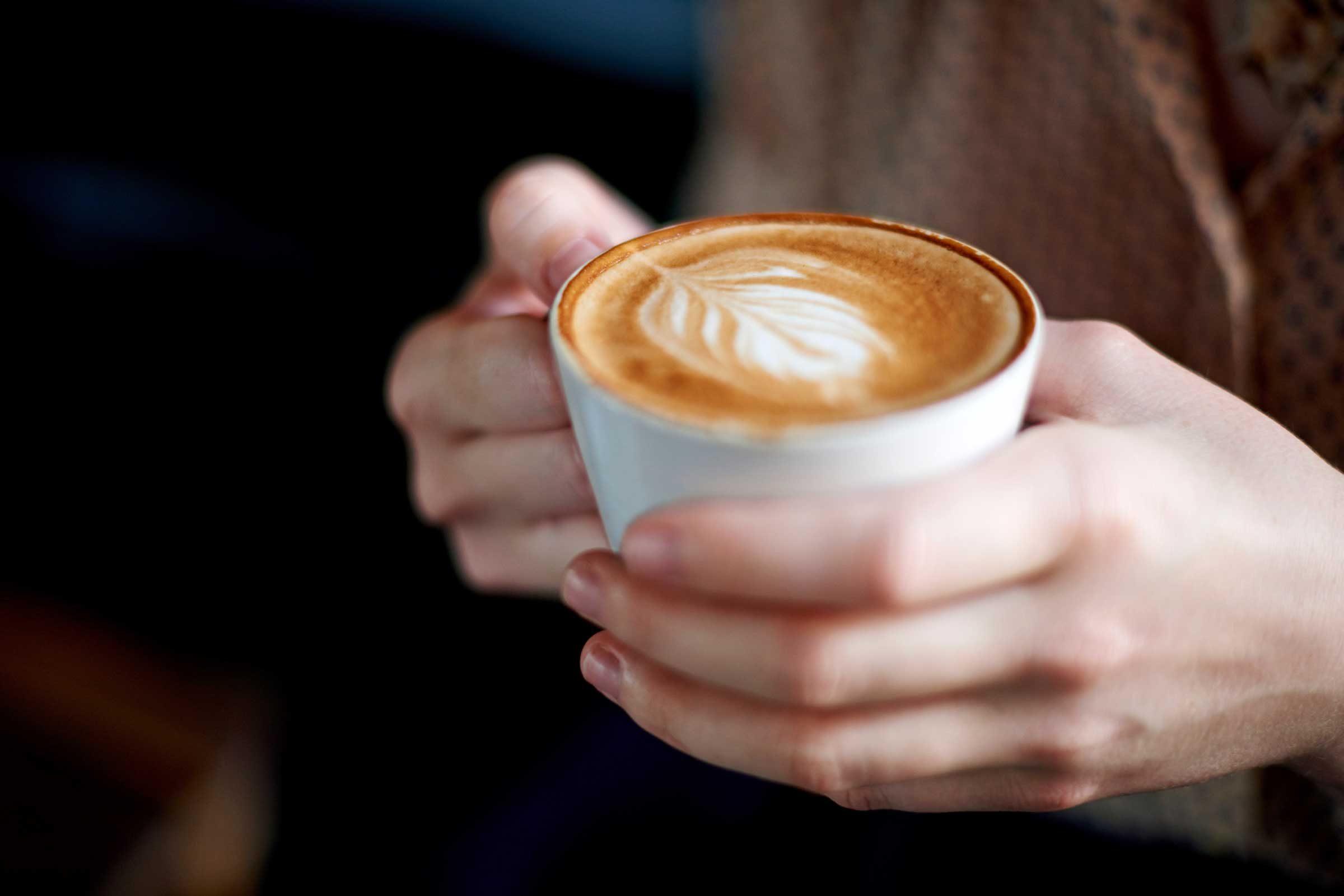 No one is immune to caffeine