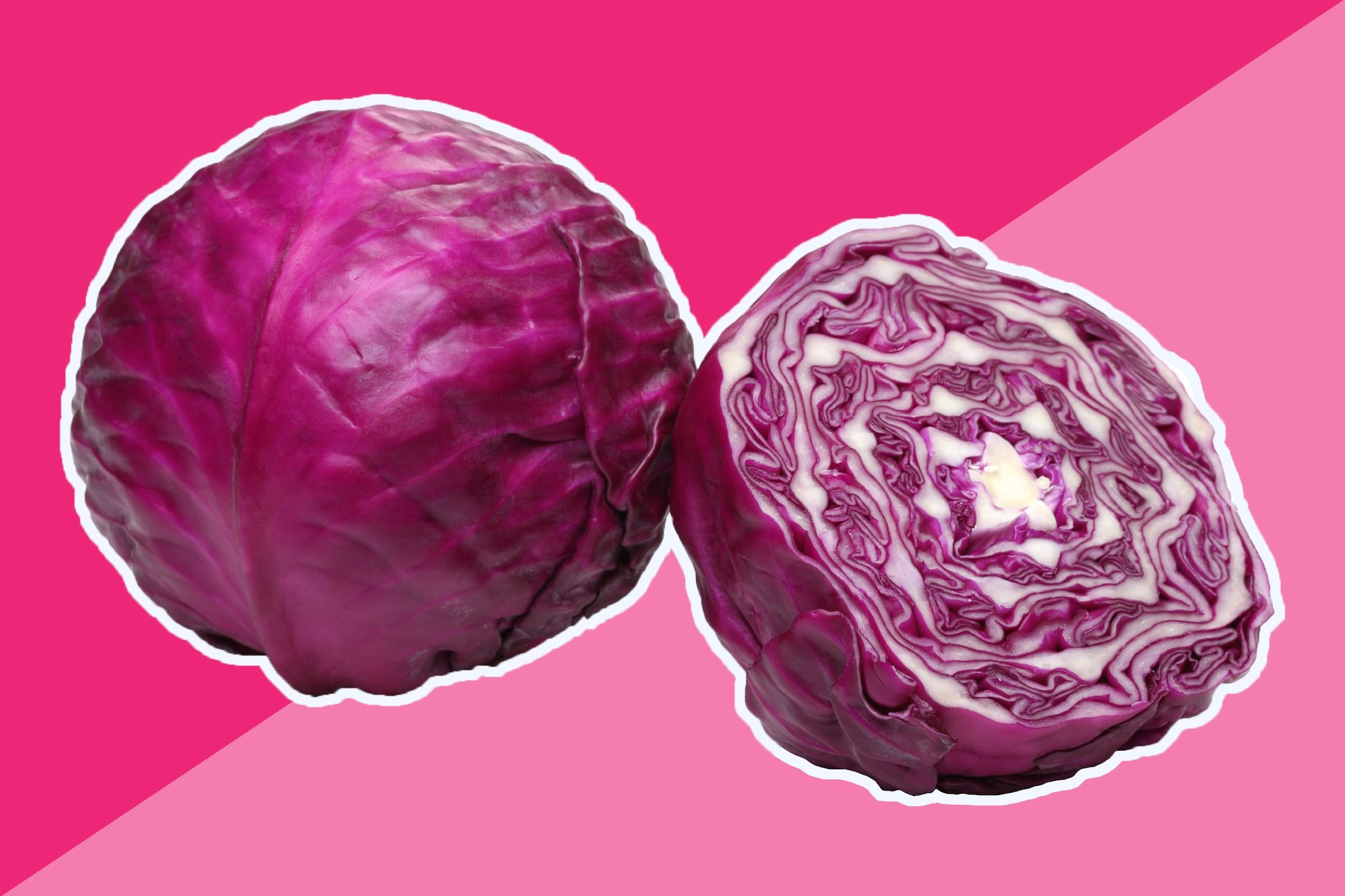 Easter ideas part 3 of 3 real deep stuff - Red Cabbage