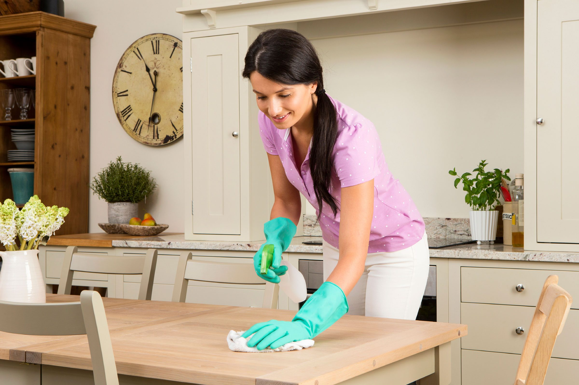 What Your Housecleaner Won't Tell You | Reader's Digest