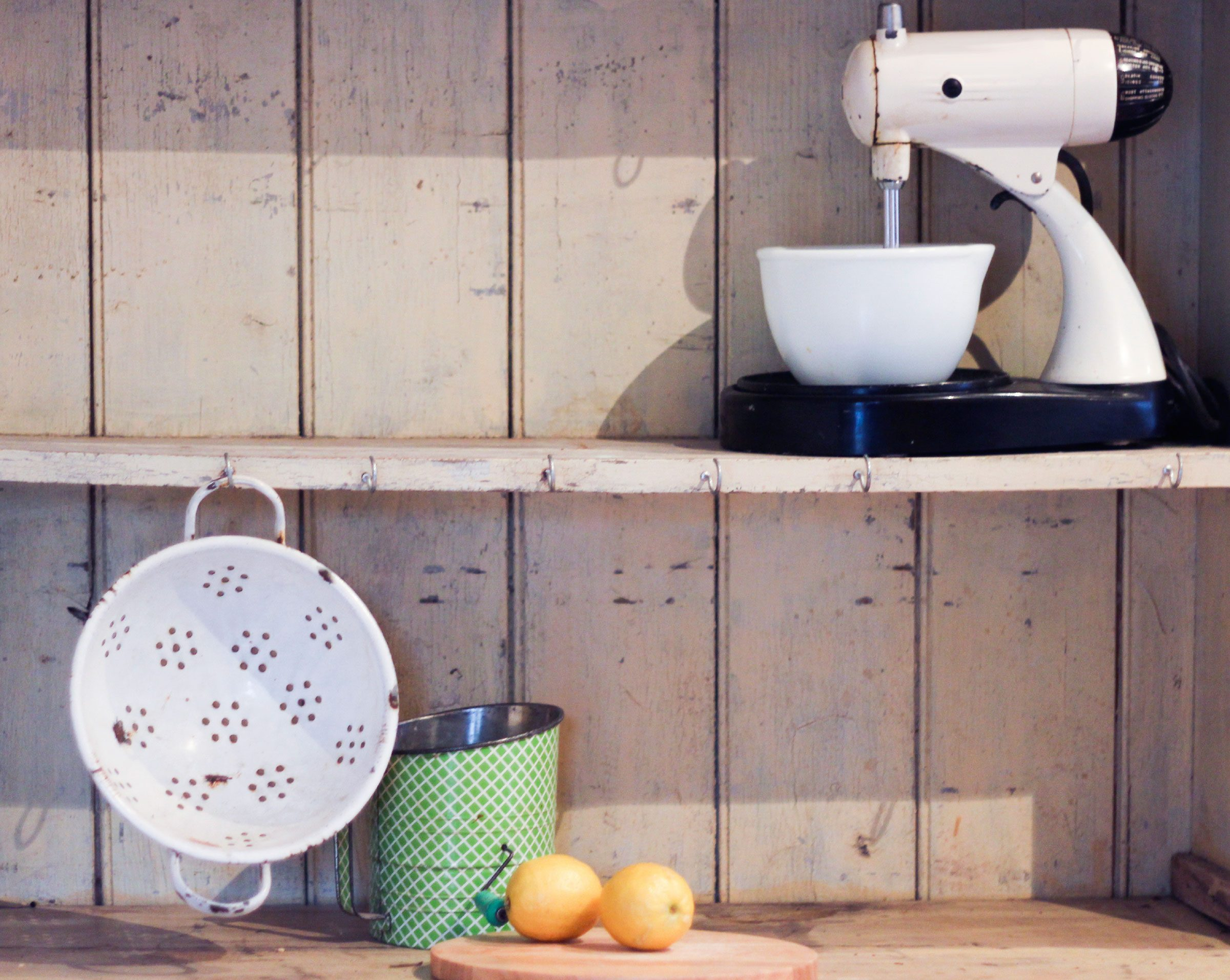 My favorite tip for a roomier kitchen