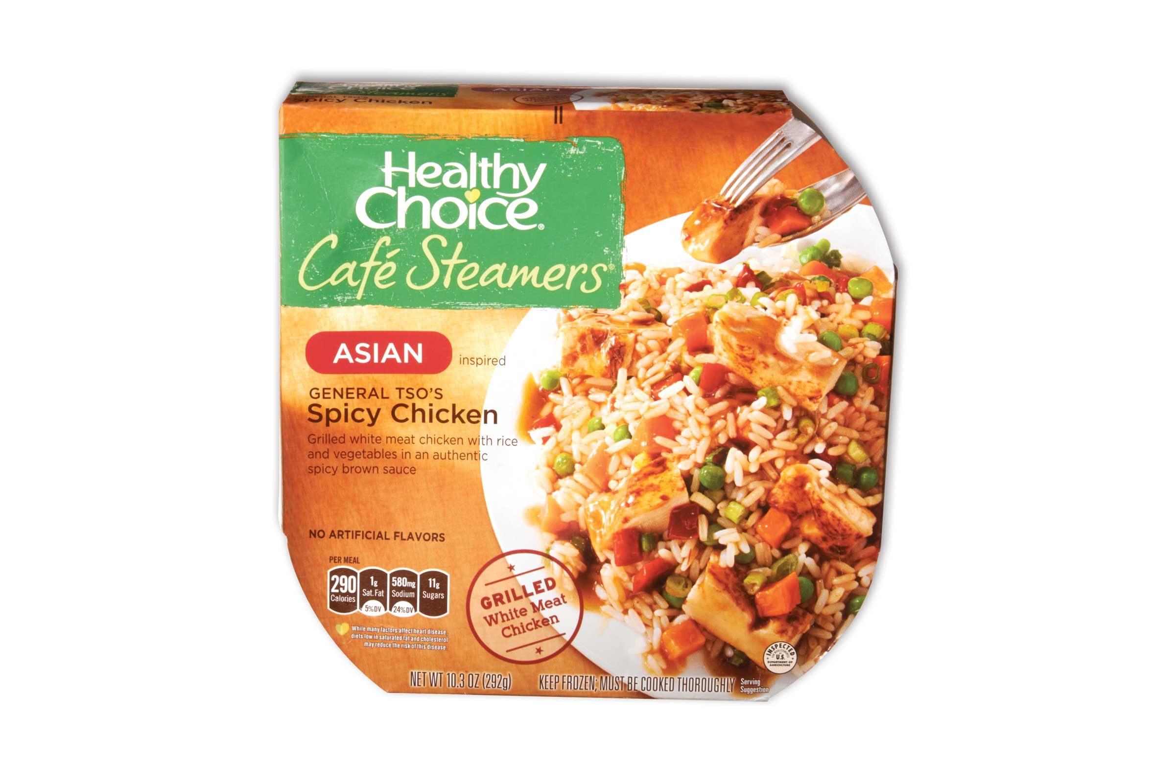 Healthy Choice Café Steamers General Tso S Y En 290 Calories