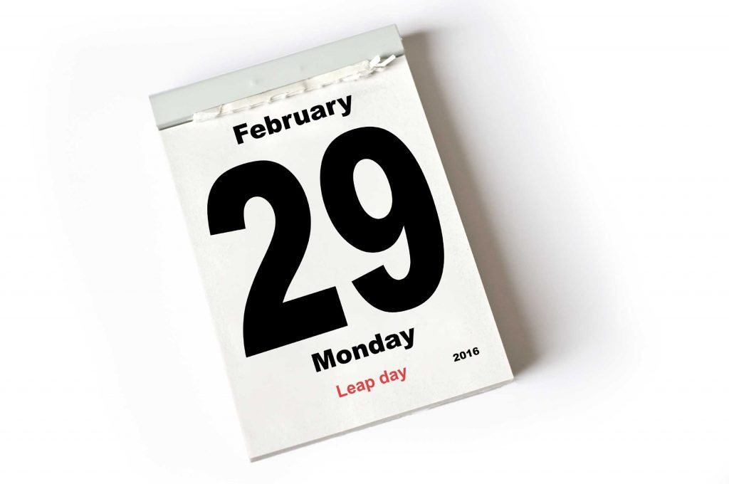 leap day facts calendar pa