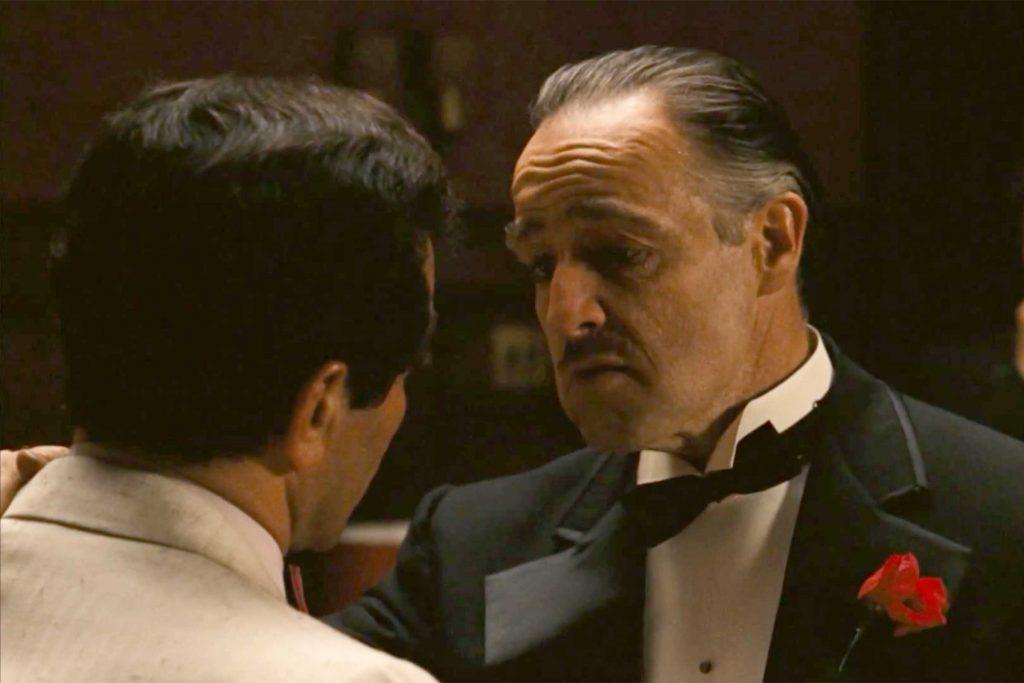 the godfather marlon brando