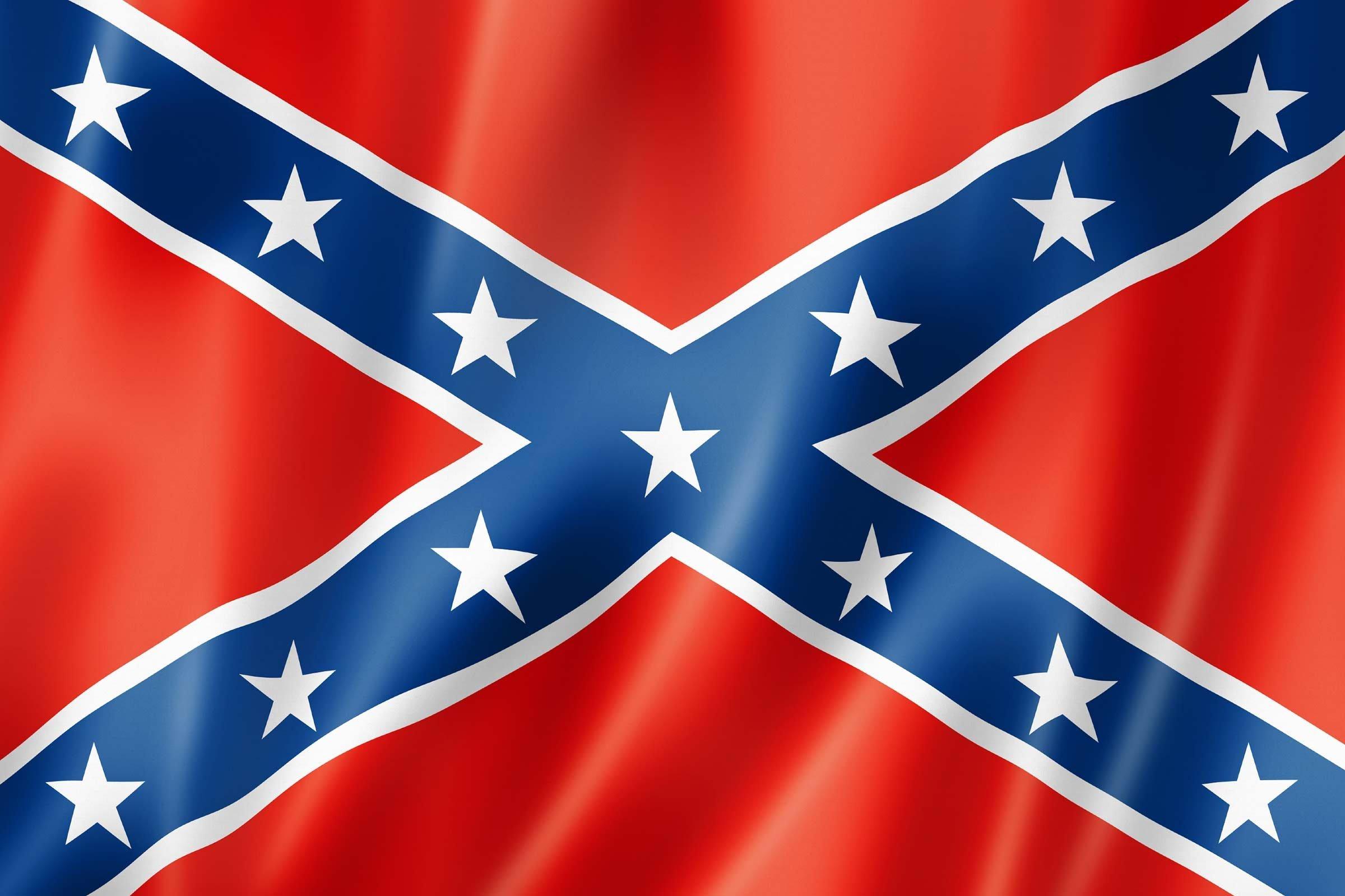 New Confederate Flag Design