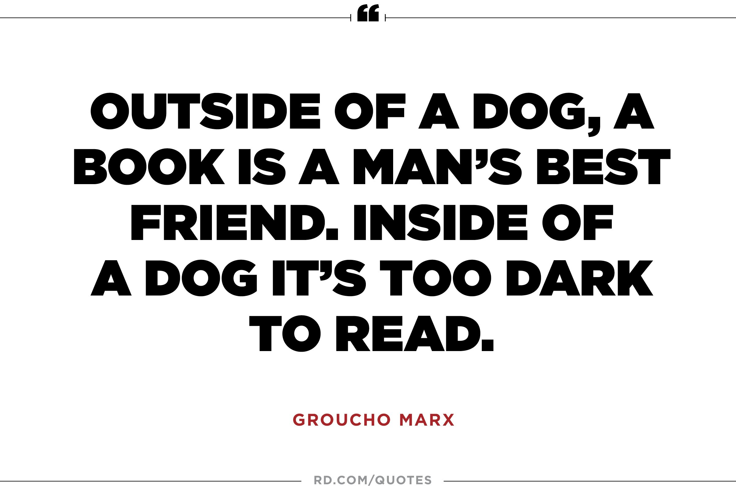 12 Wise Groucho Marx Quotes