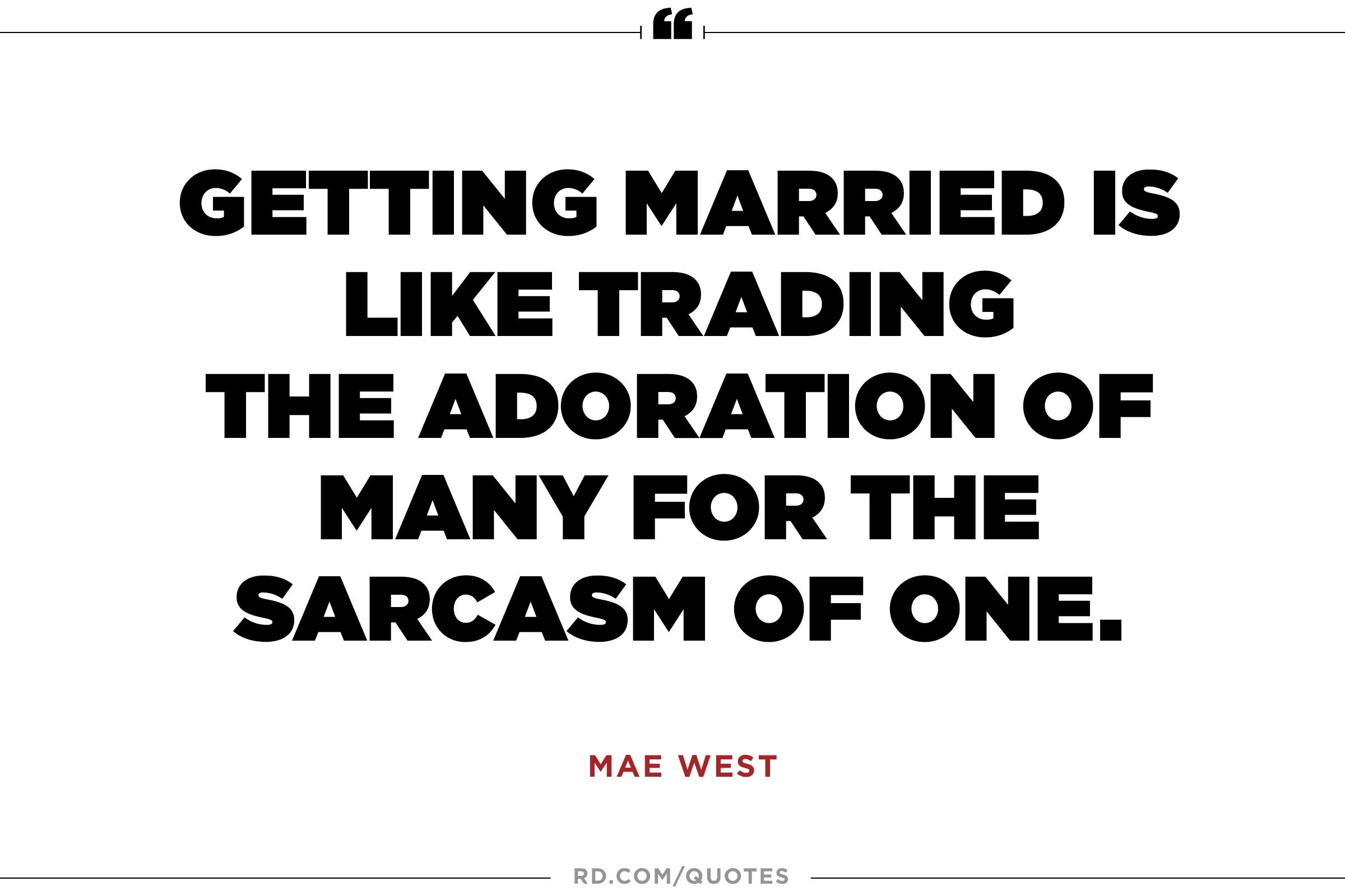 8 funny marriage quotes from the greatest wits of all time