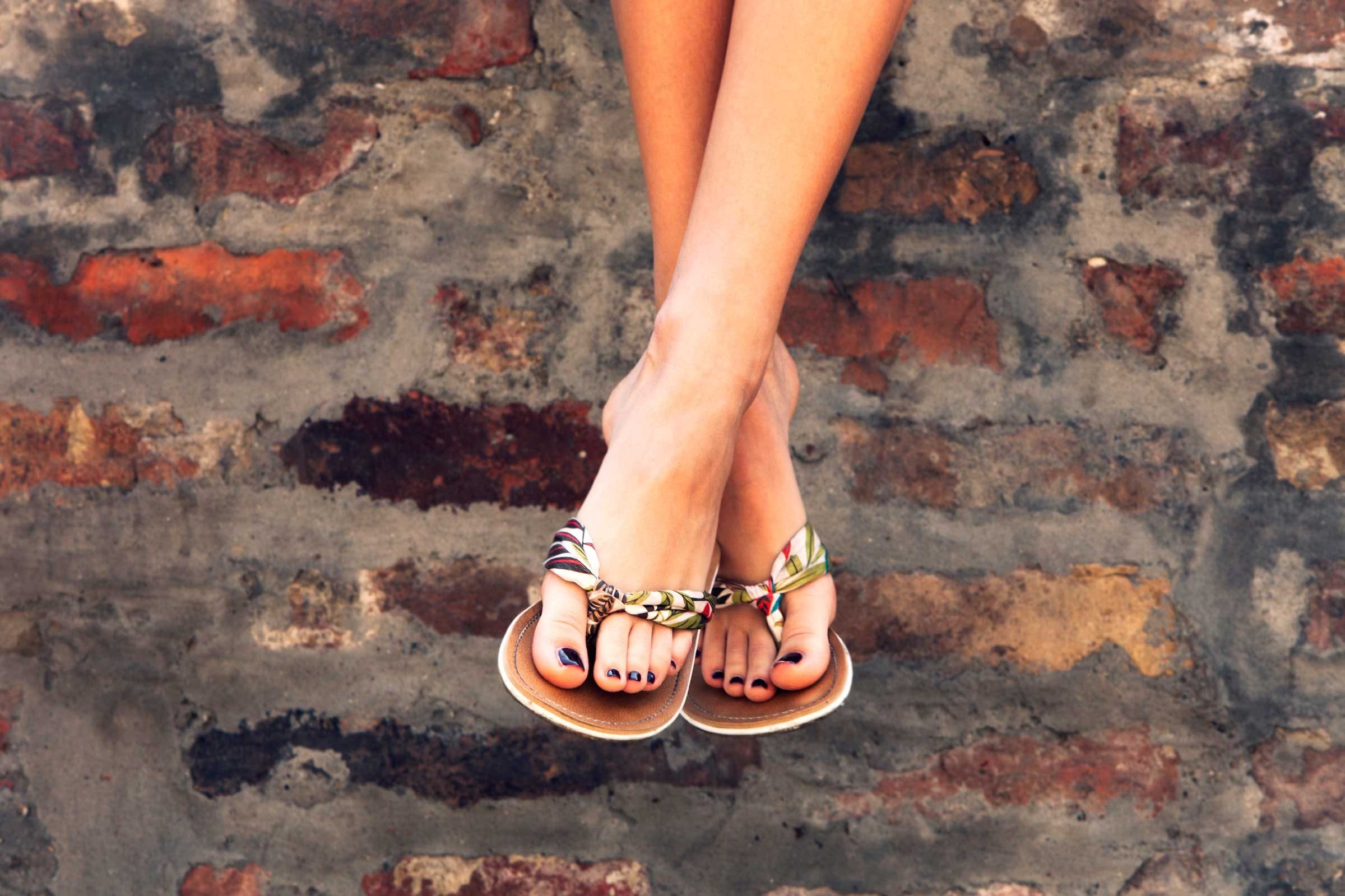 Shoes That Fit Your Toes