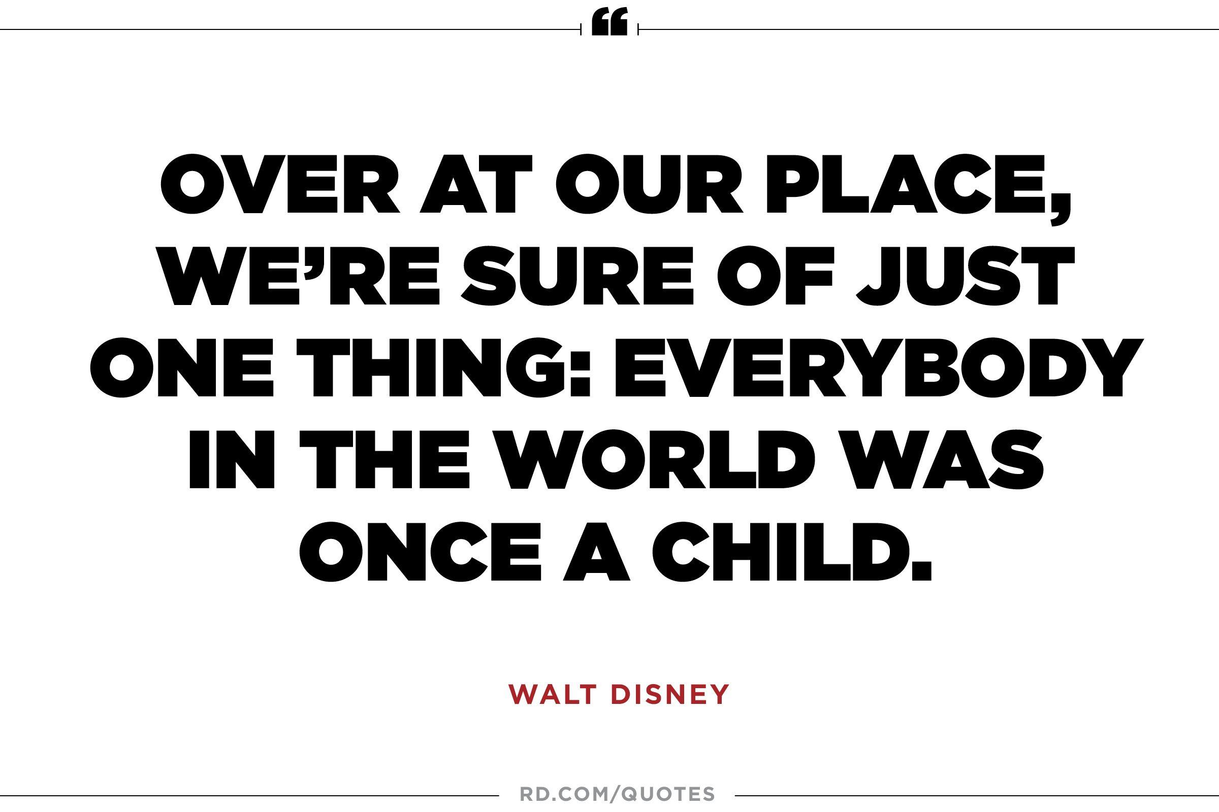 11 Inspiring Walt Disney Quotes