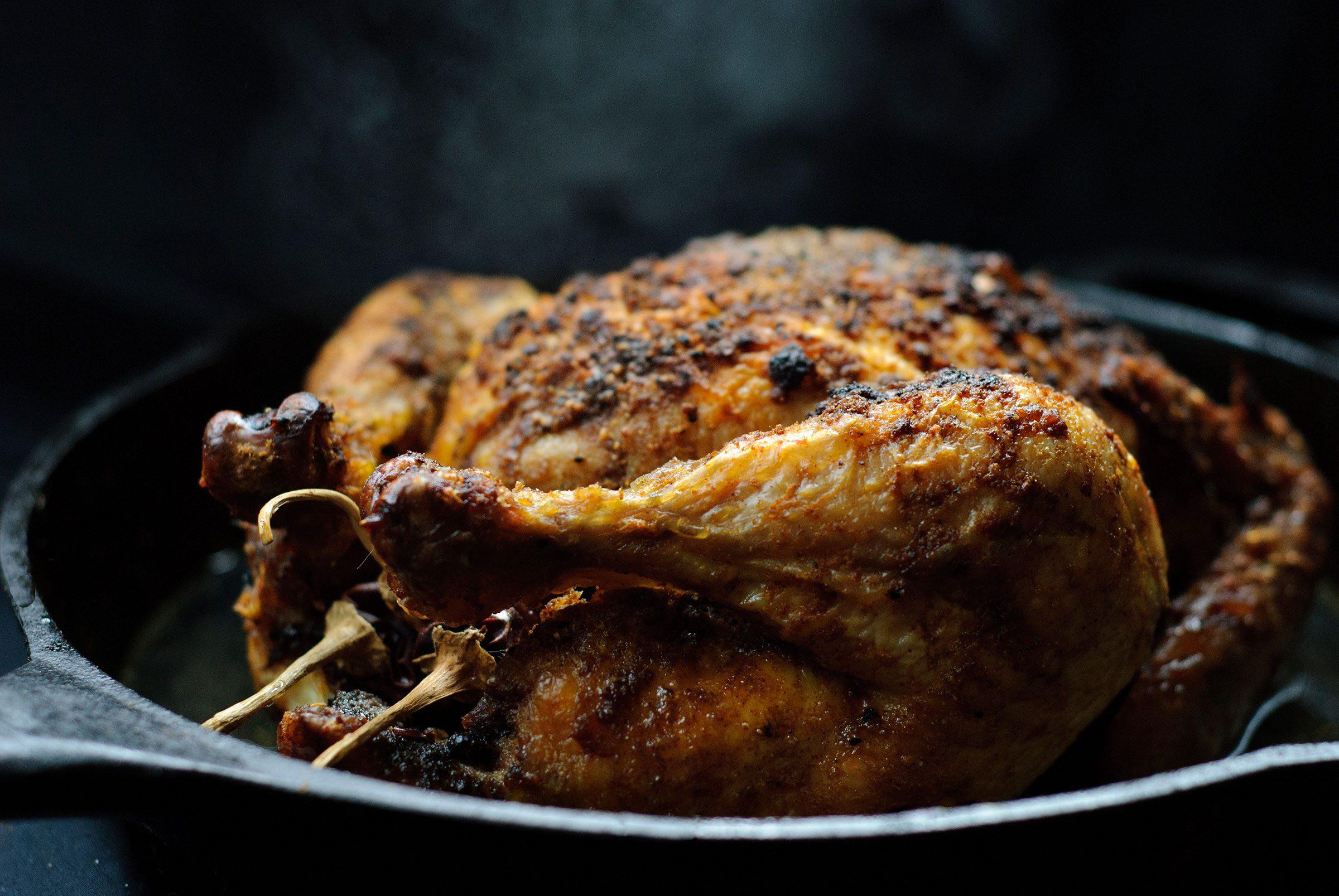 2. Rotisserie chicken