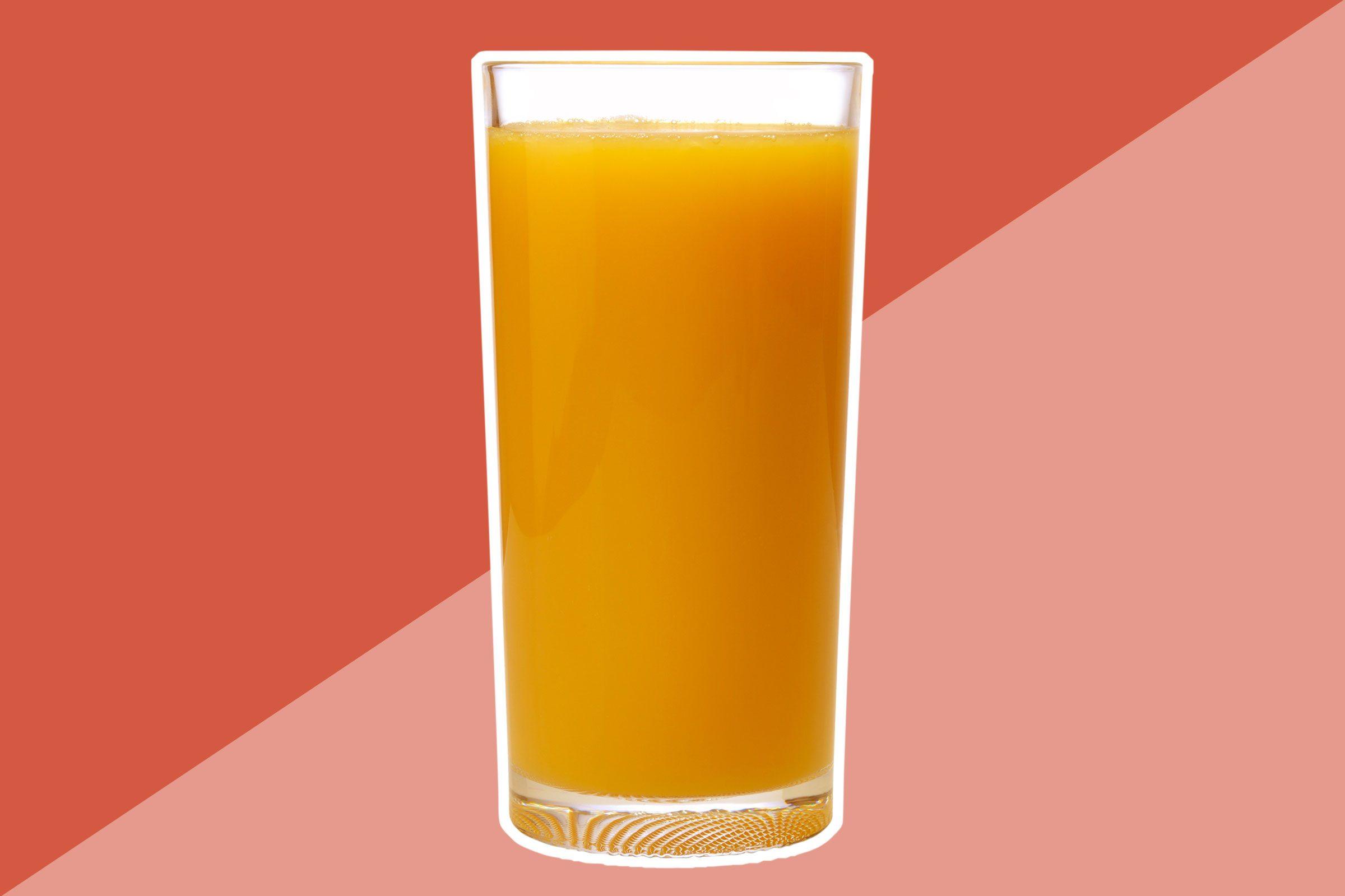 Can I Add Orange Juice To Cake Mix
