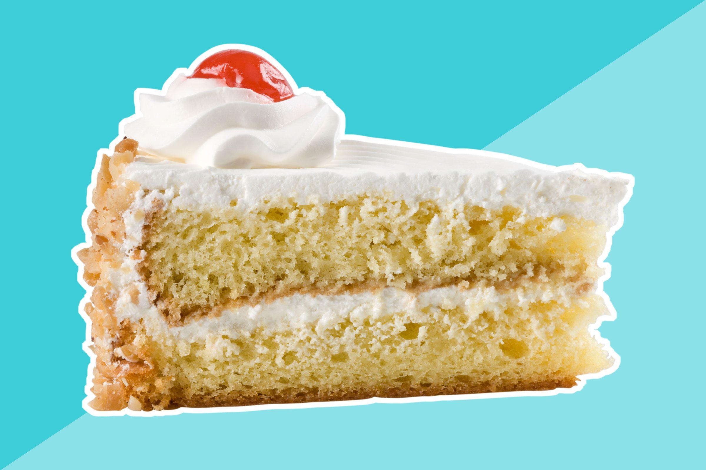4. Cake