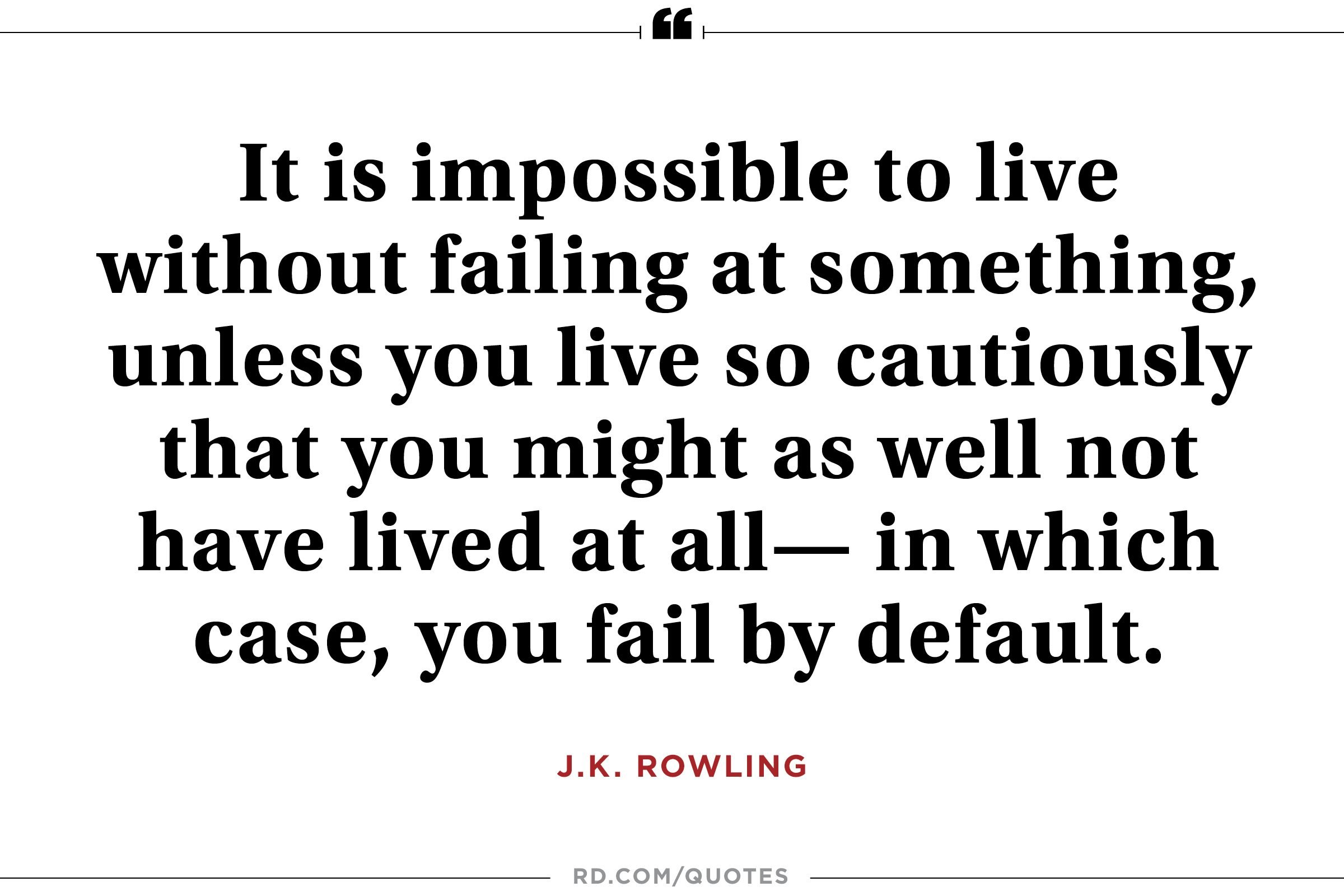 8 j k rowling quotes to motivate you through any slump