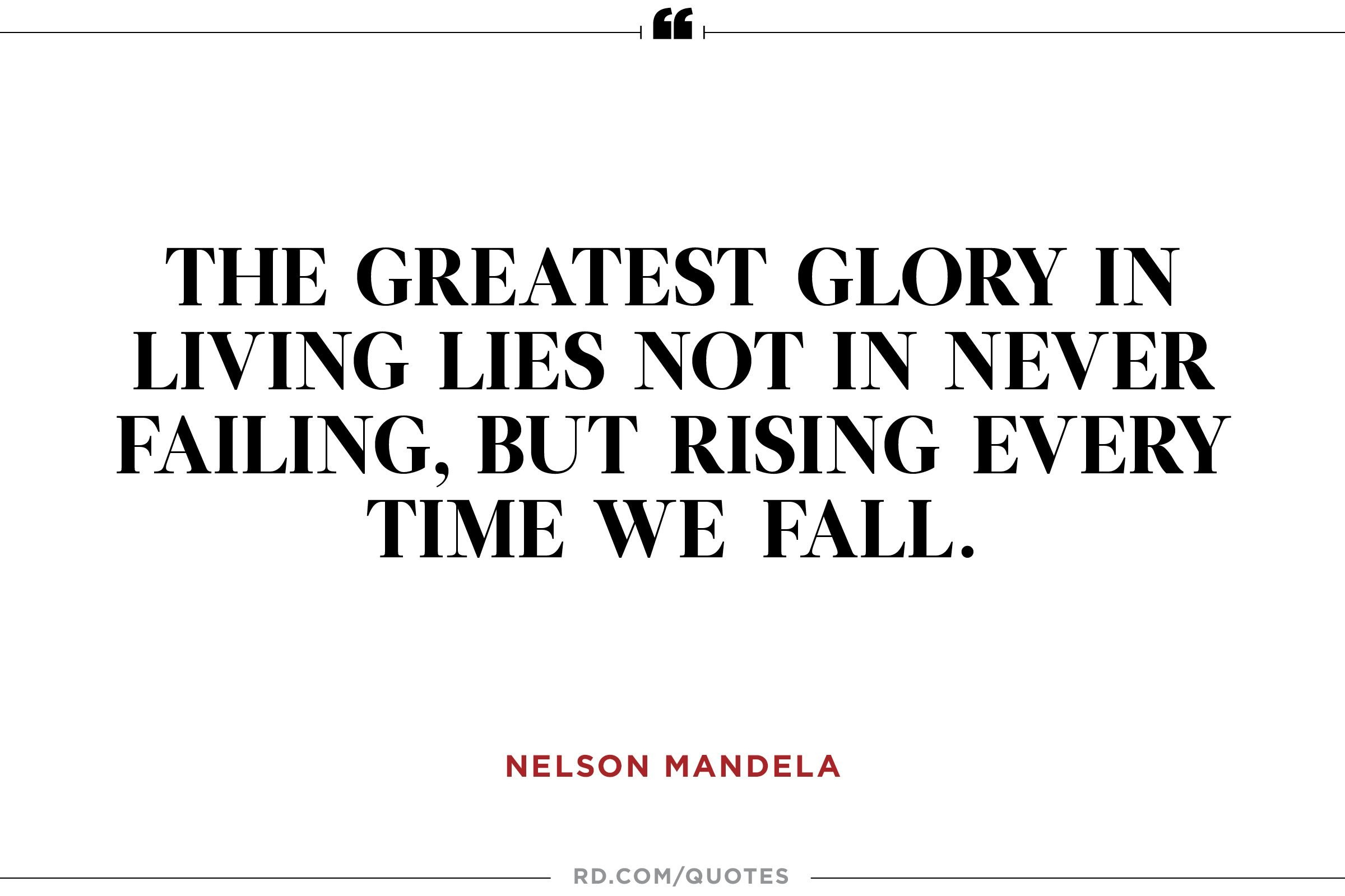 """...rising every time we fall."""