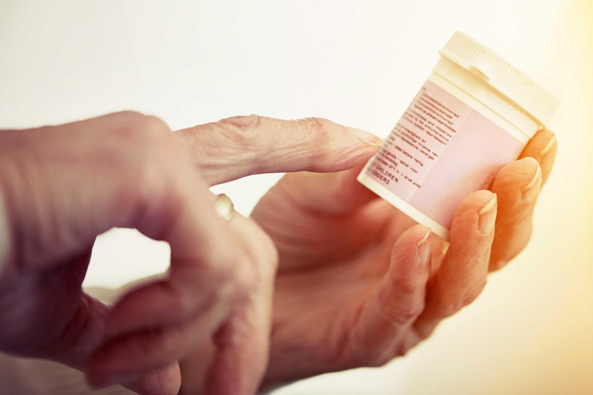 Make sure your medication treats your symptoms