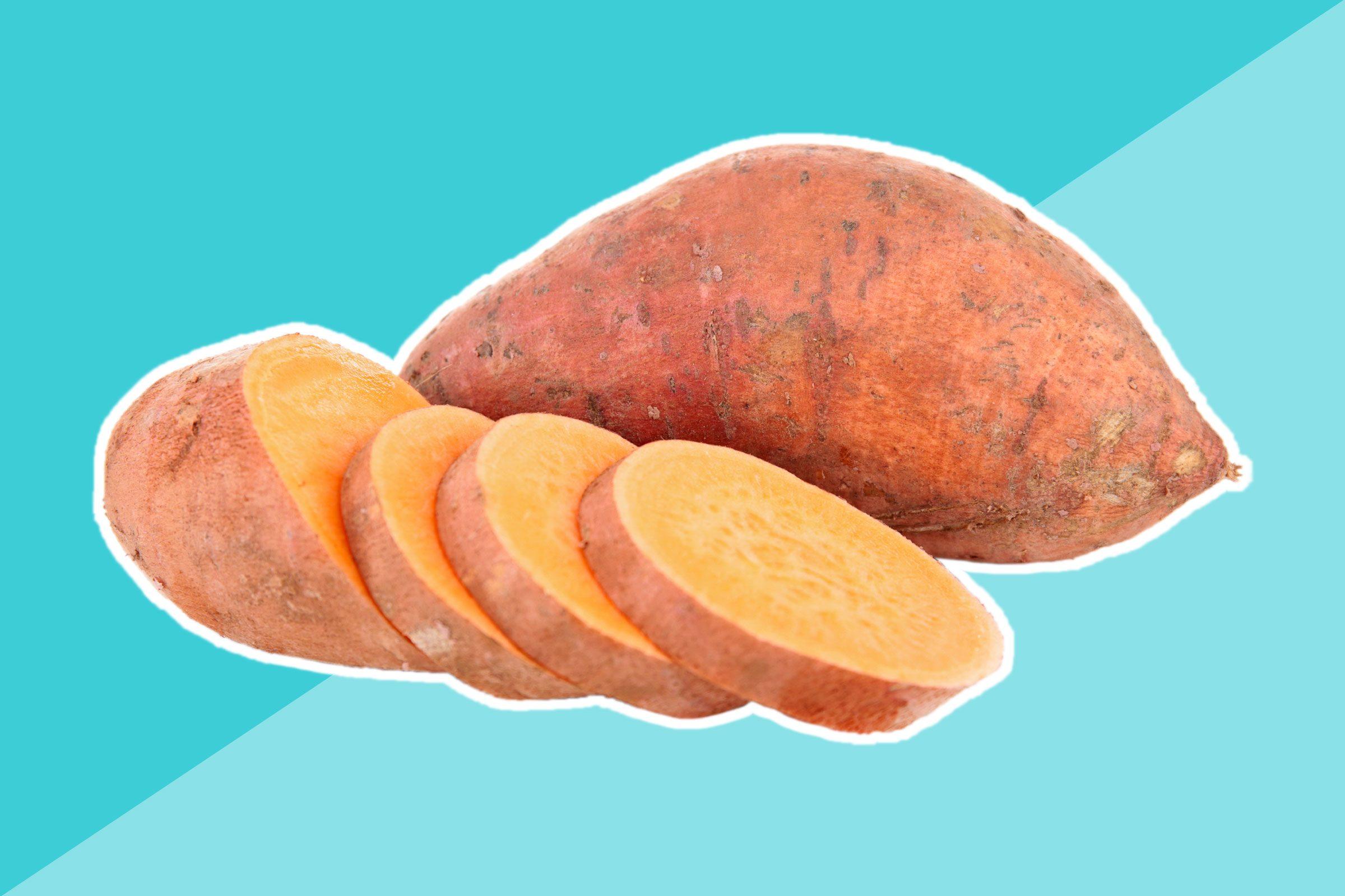 5. Sweet Potatoes