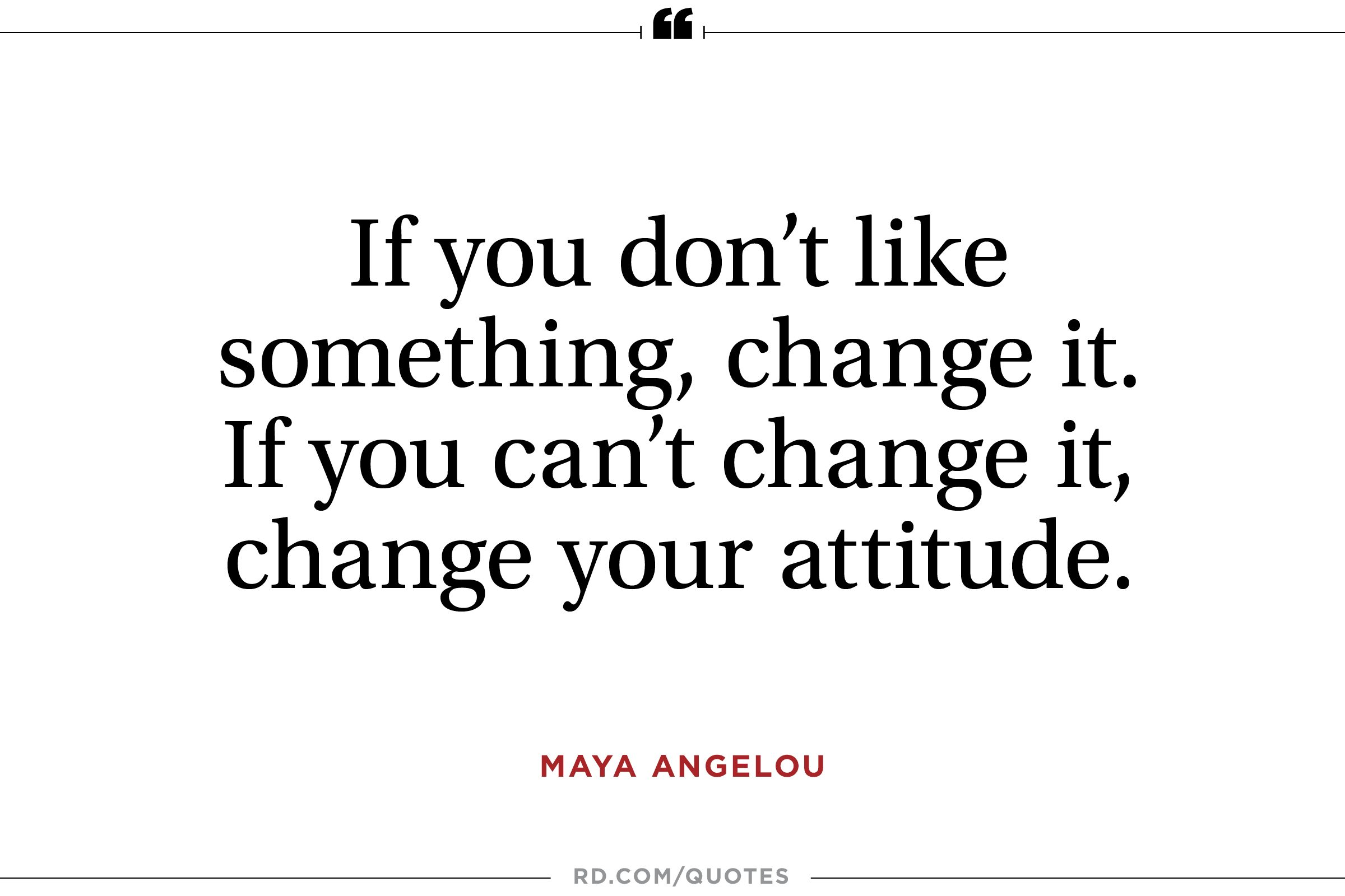 Maya Angelou at Her Best: 8 Quotable Quotes  Reader\u002639;s Digest