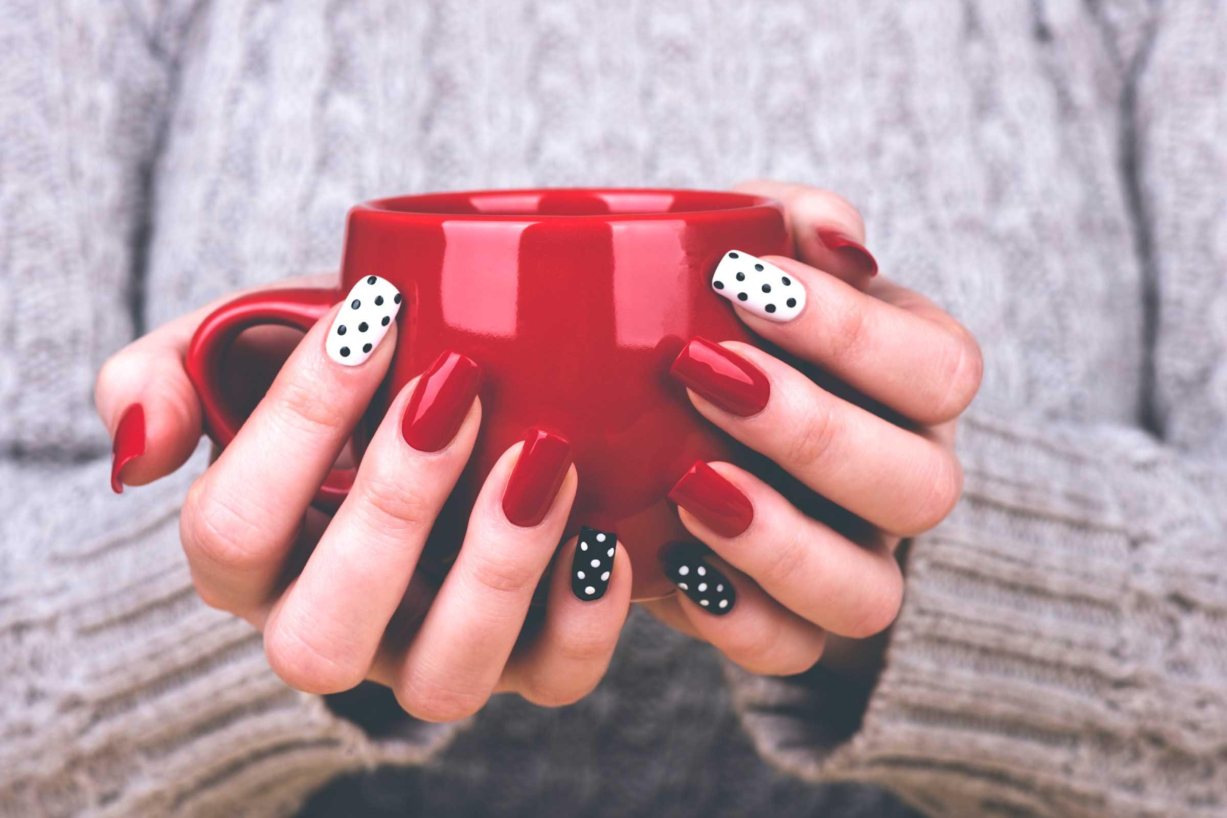 Фетиш на красивые ногти 9 фотография