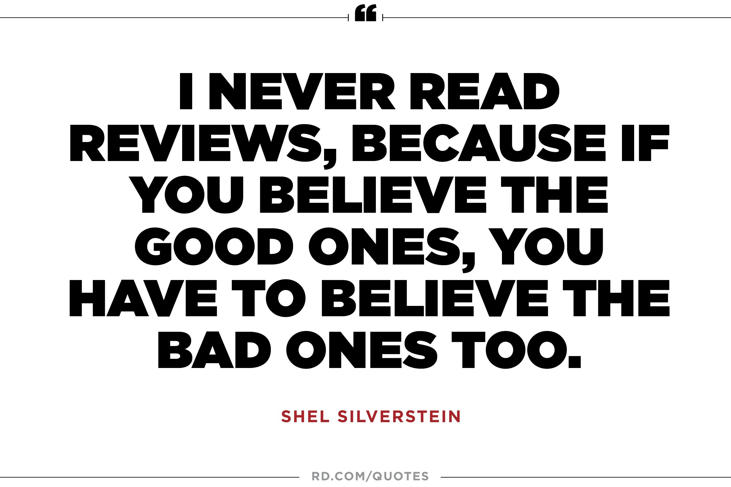 11 Motivational Quotes From Shel Silverstein: 11 Motivational Quotes From Shel Silverstein