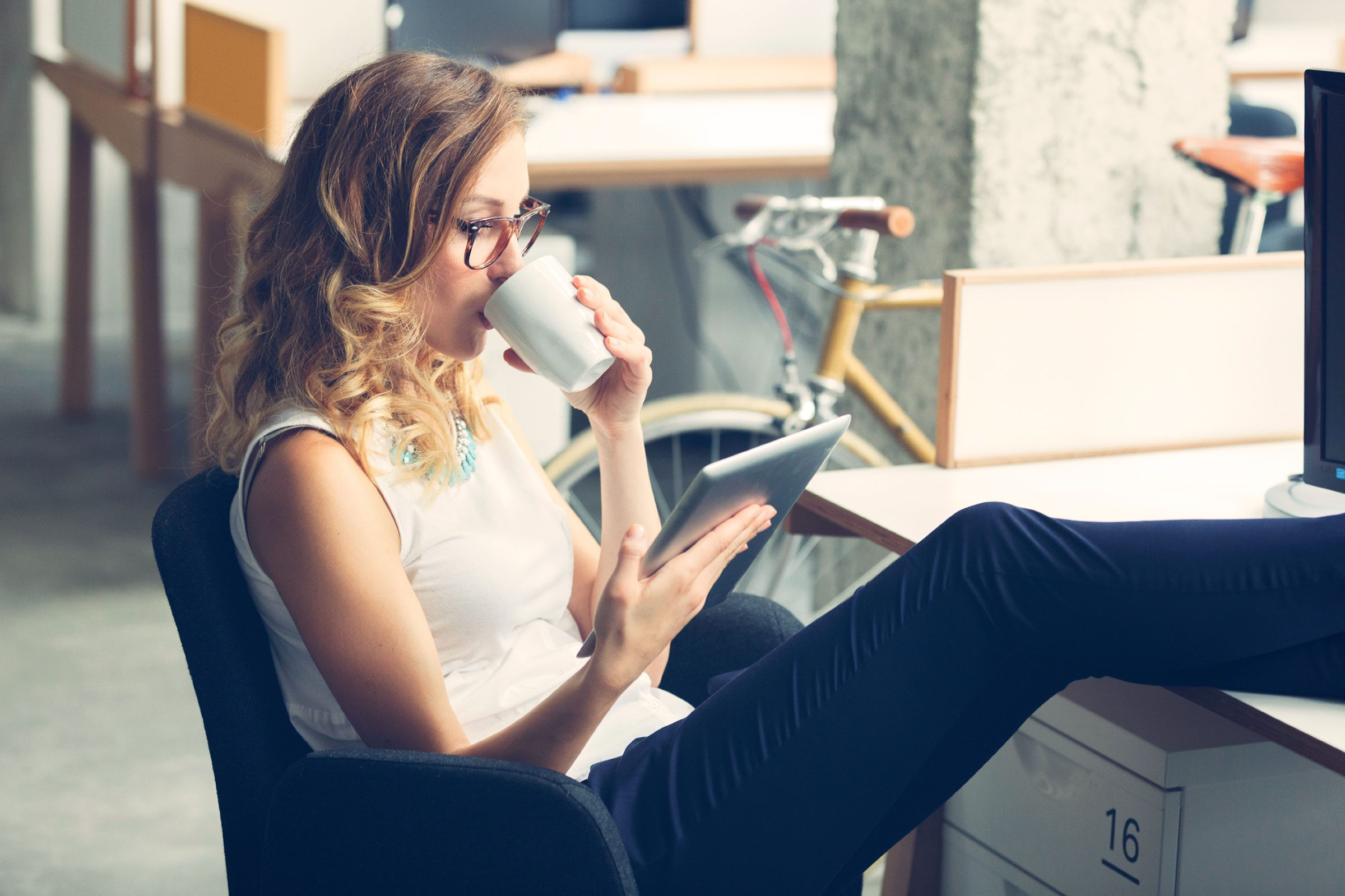 Coffee At Work ~ Be more productive in your first hour of work reader s