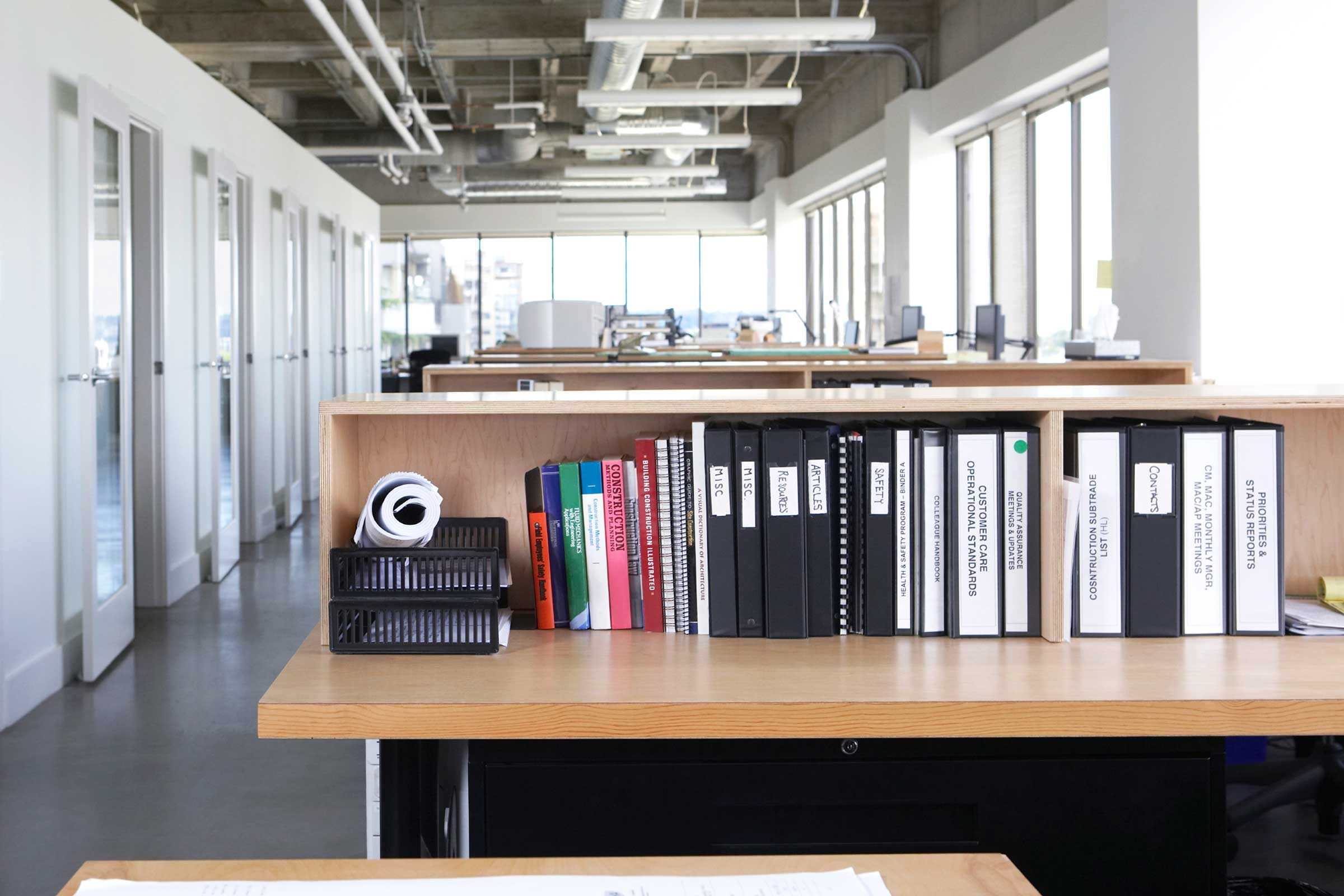 Organized Office office organization tips: set up an organized cubicle | reader's
