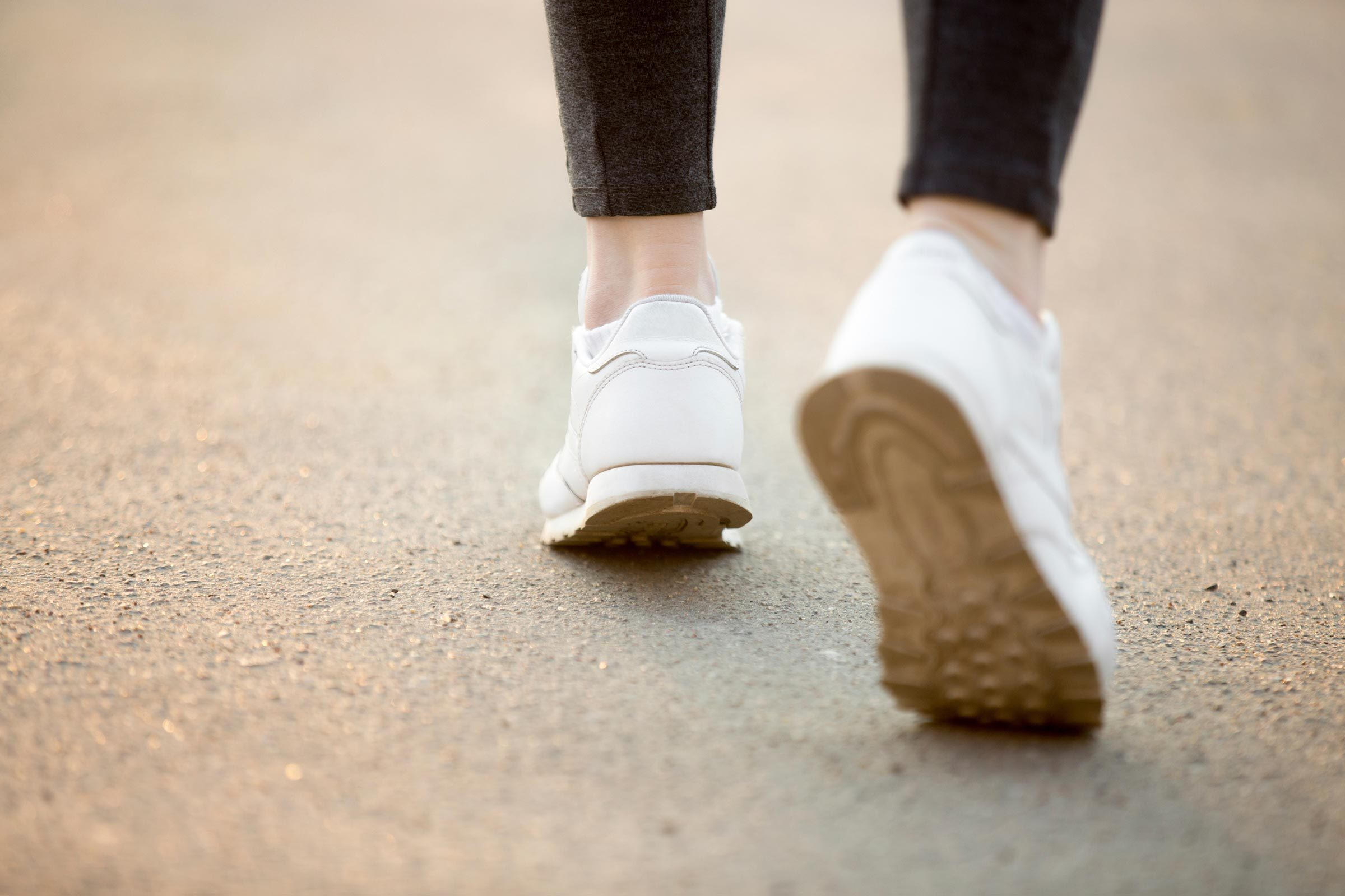 Can you: Walk for 30 minutes straight without getting tired?