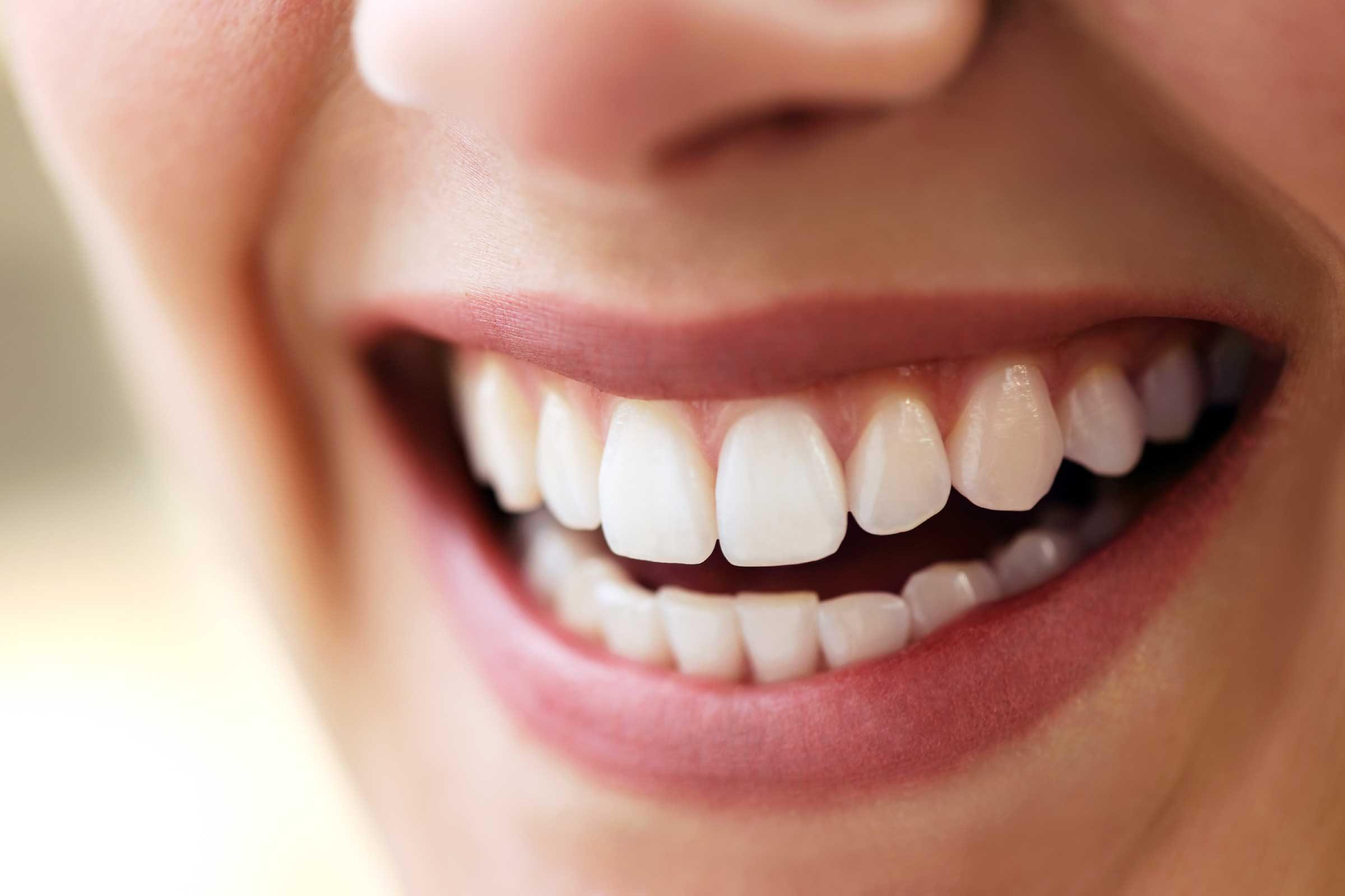 I should examine your teeth