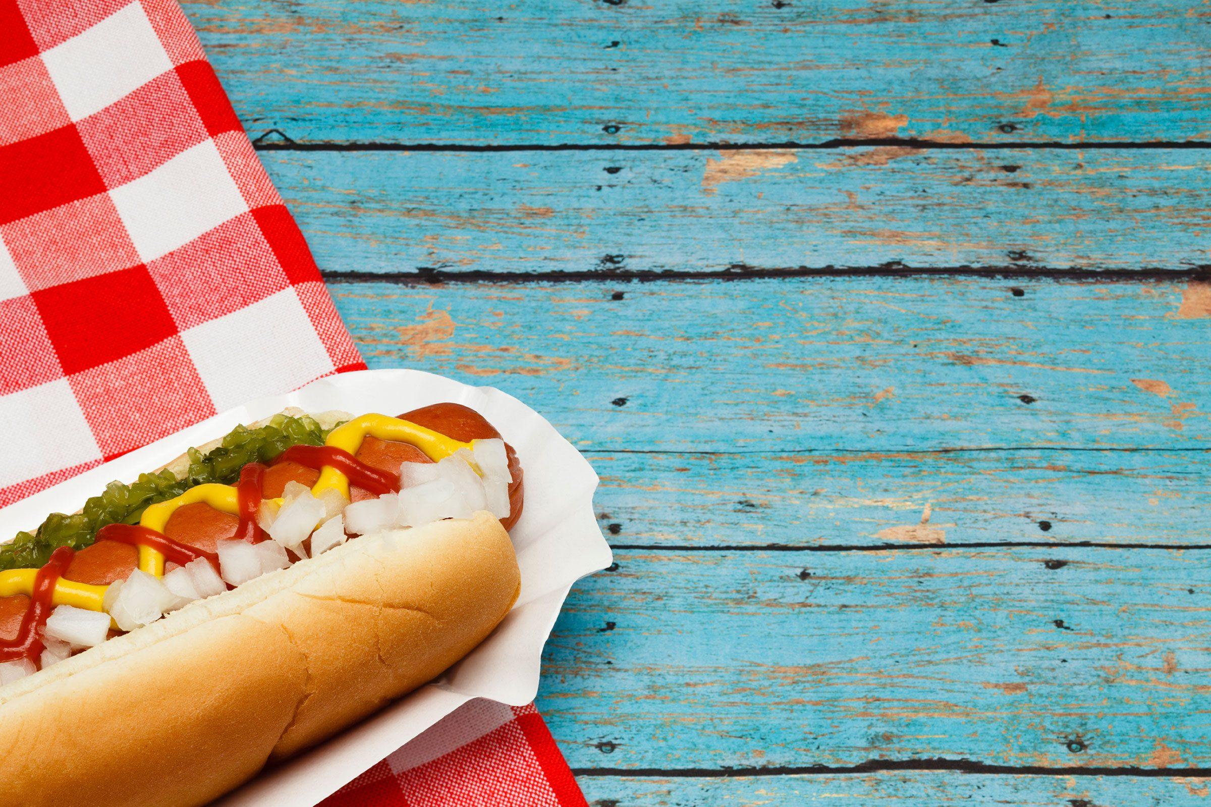 Hot Dog Frank Calories