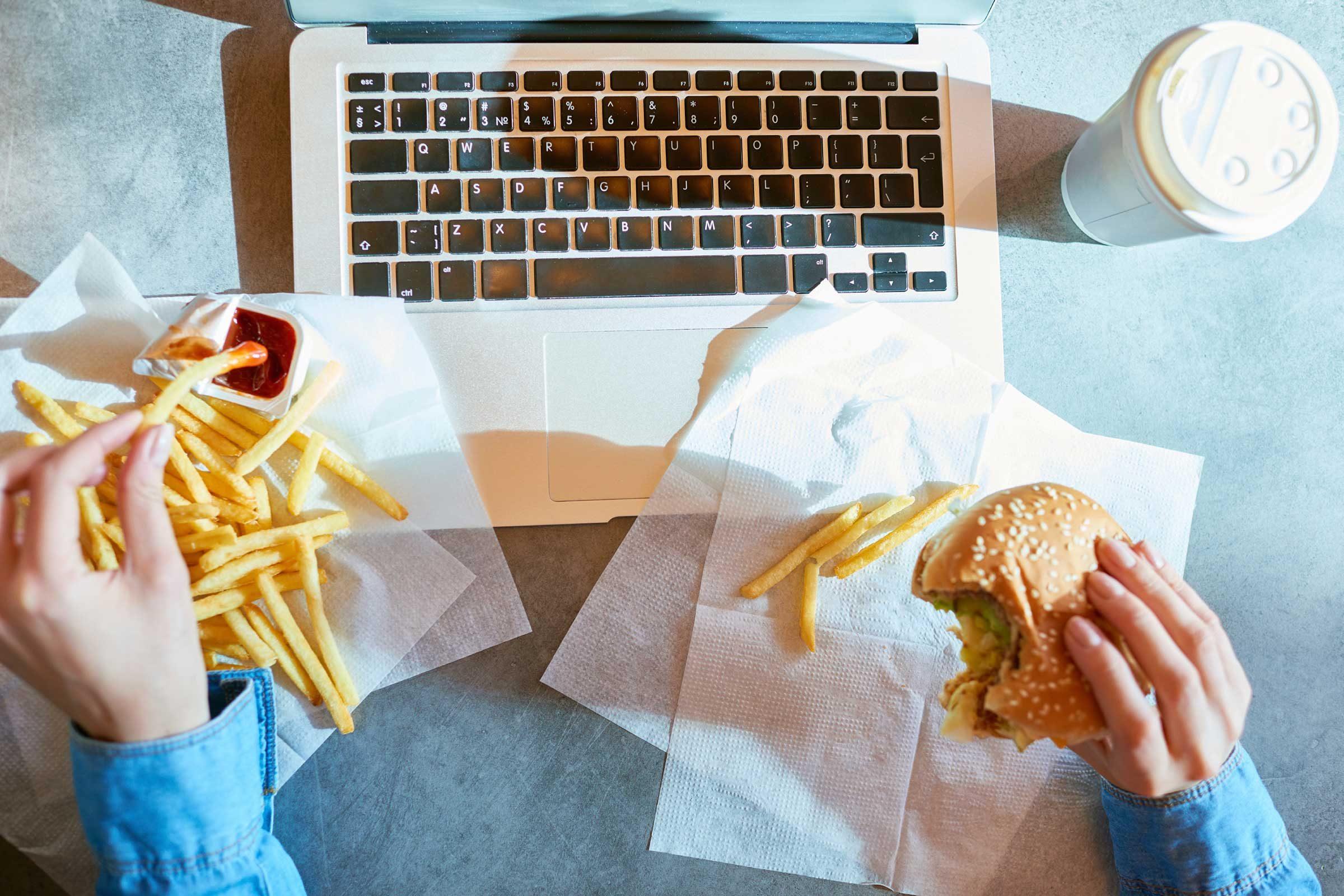 Essays fast food bad