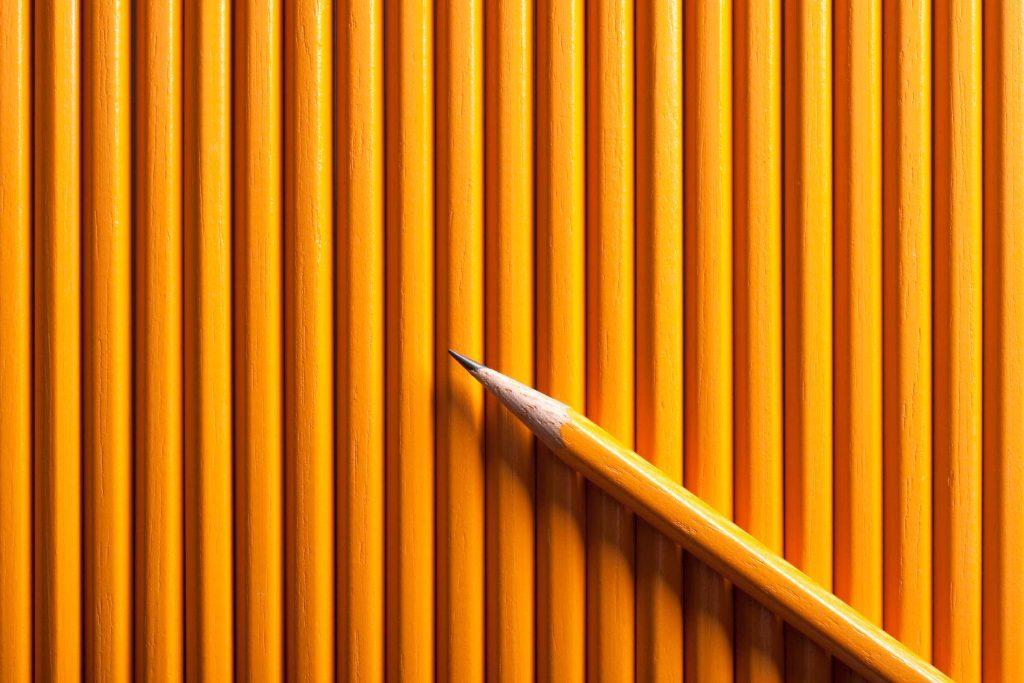 pencils change the world opener
