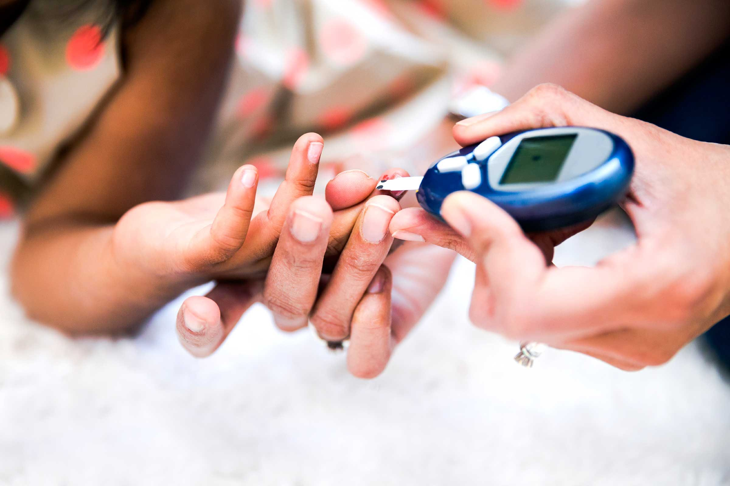 Firstborns: More diabetes and hypertension