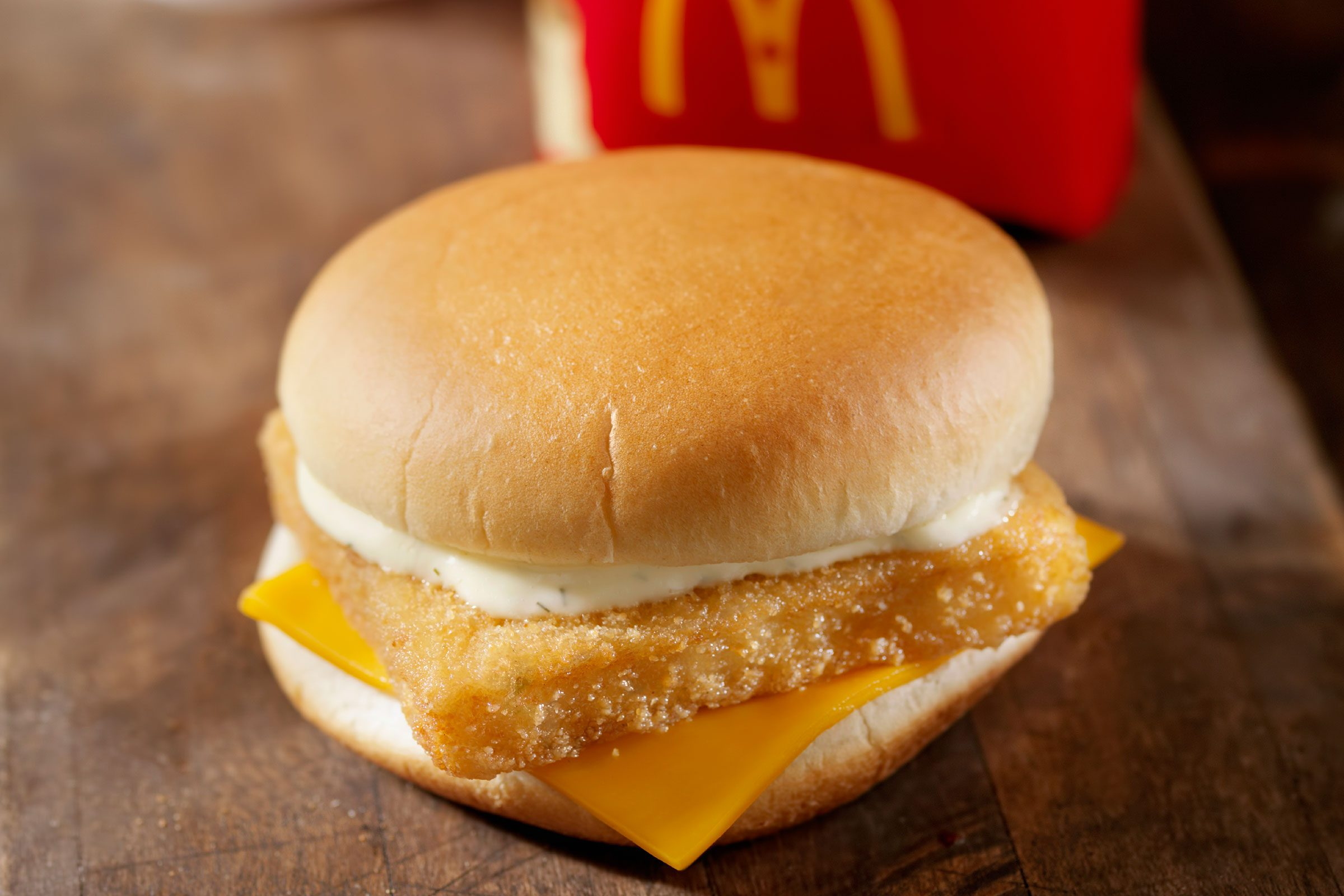 75 mind blowing facts about mcdonald 39 s reader 39 s digest for Mcdonalds fish fillet