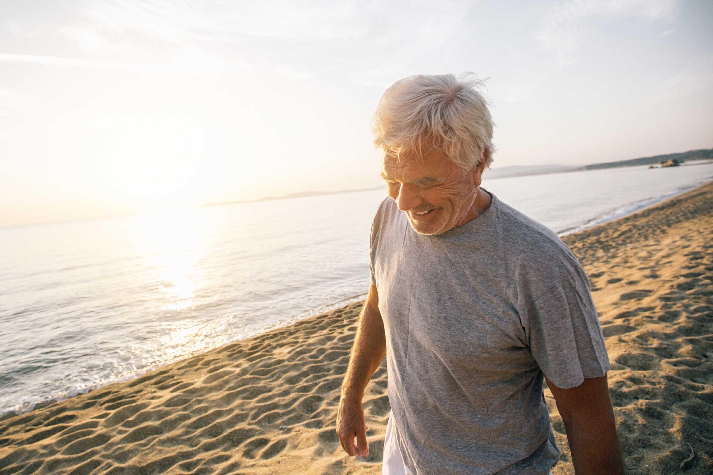 Le corps peut ajouter des années à de vie en se sentant utile et heureux