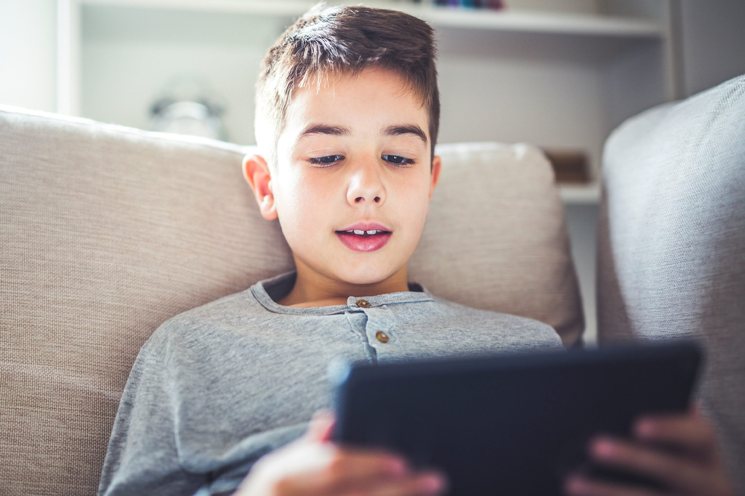 Technology has changed kids' behavior (for the worse)