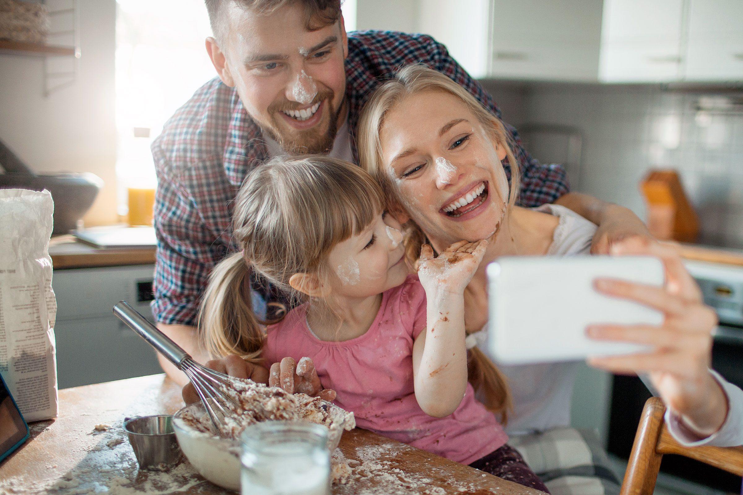 Small family essay