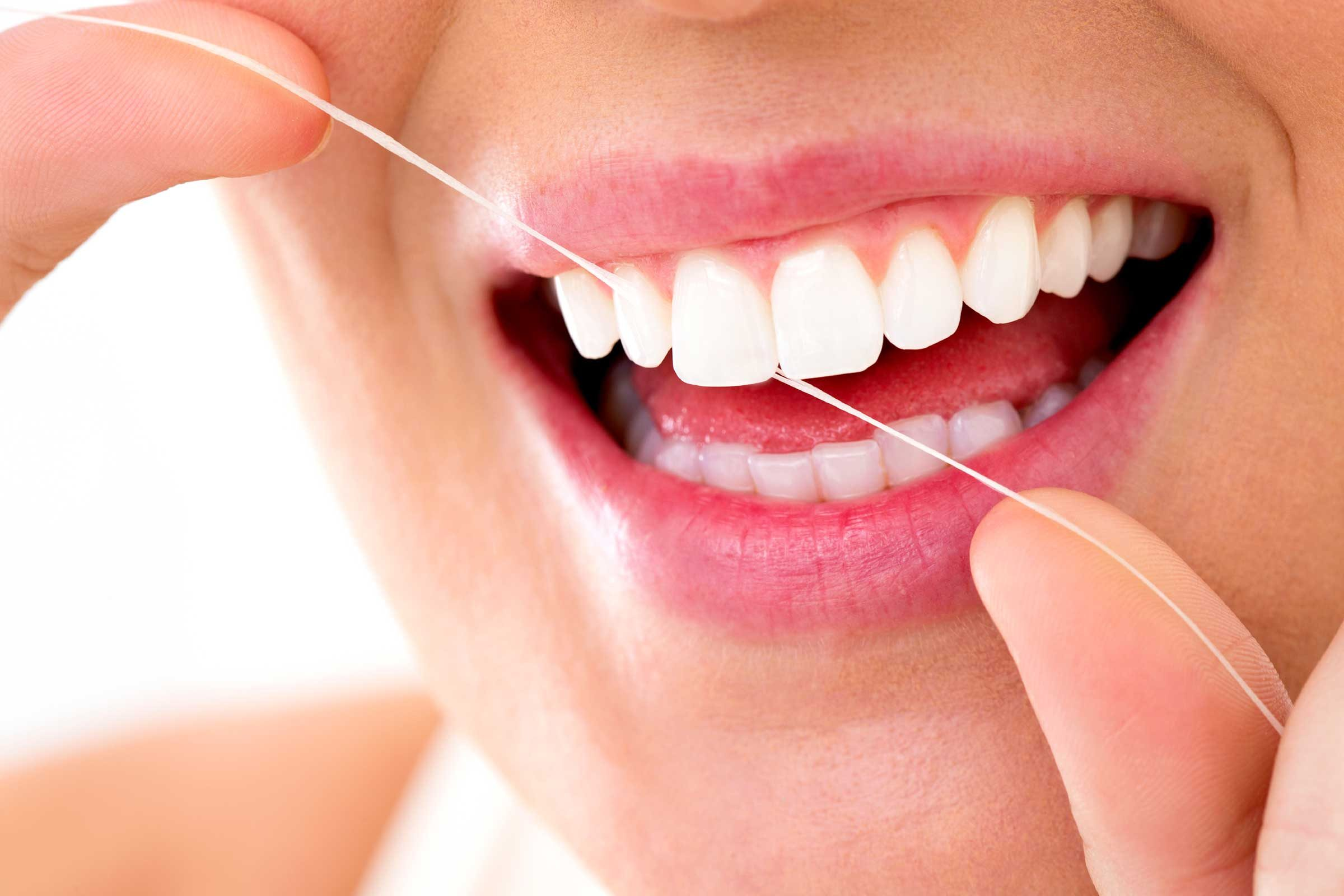 How to brush your teeth 8 toothbrushing mistakes reader for What is flossing