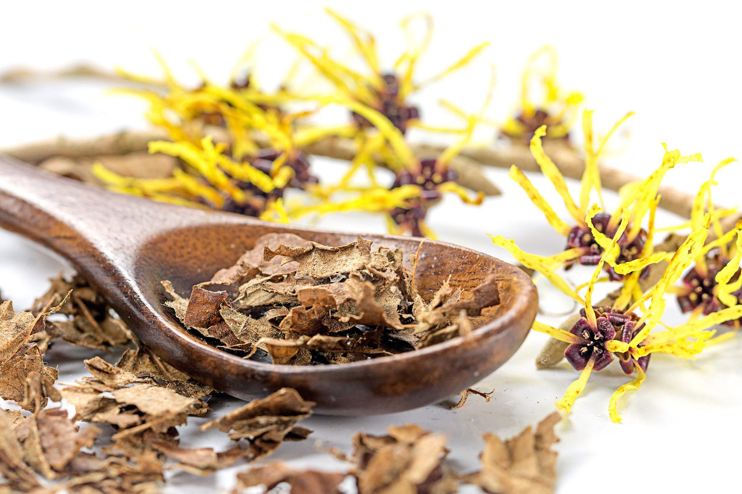 Acne home remedy: Witch Hazel
