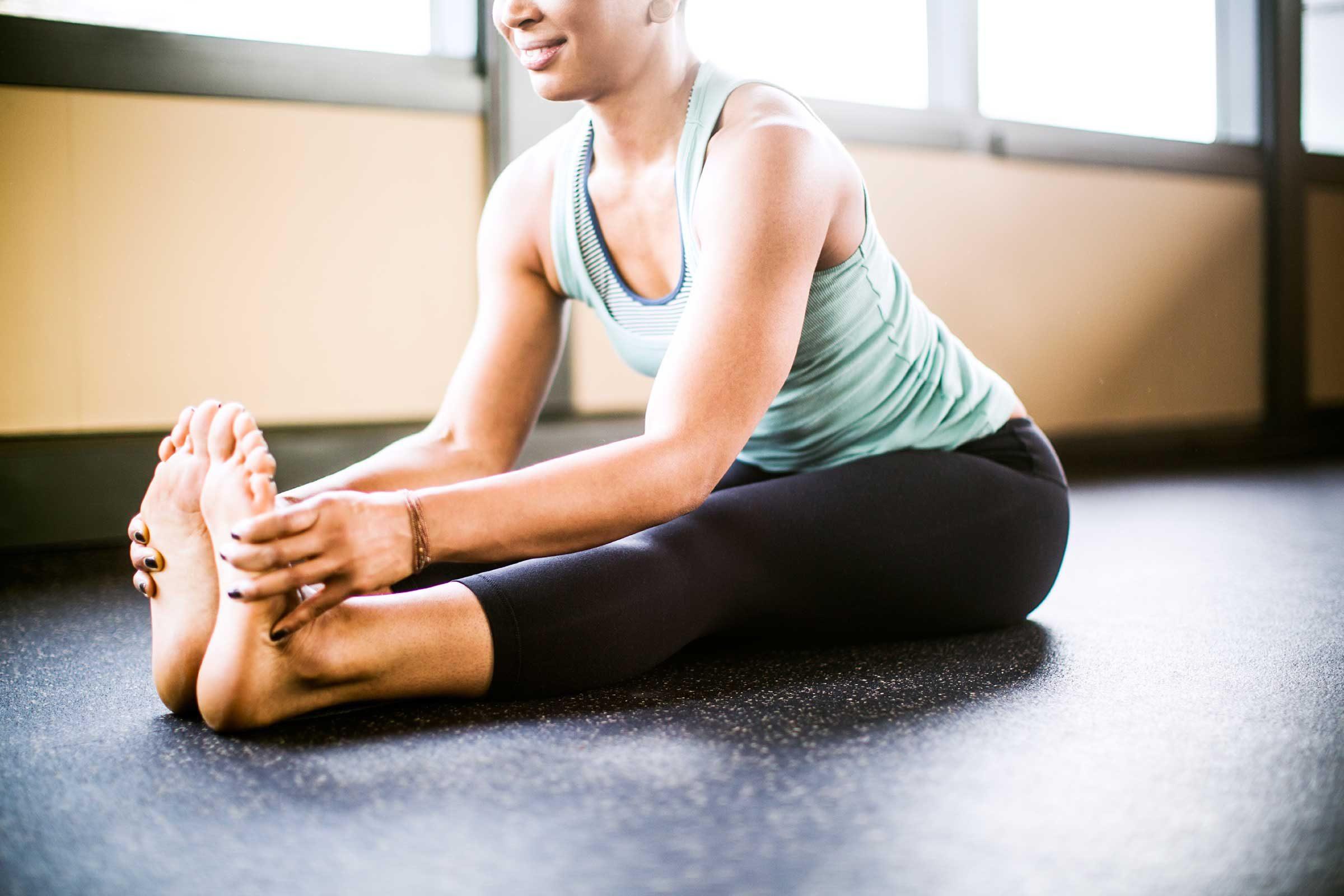 Les exercices de flexibilité sont importants pour la santé du corps