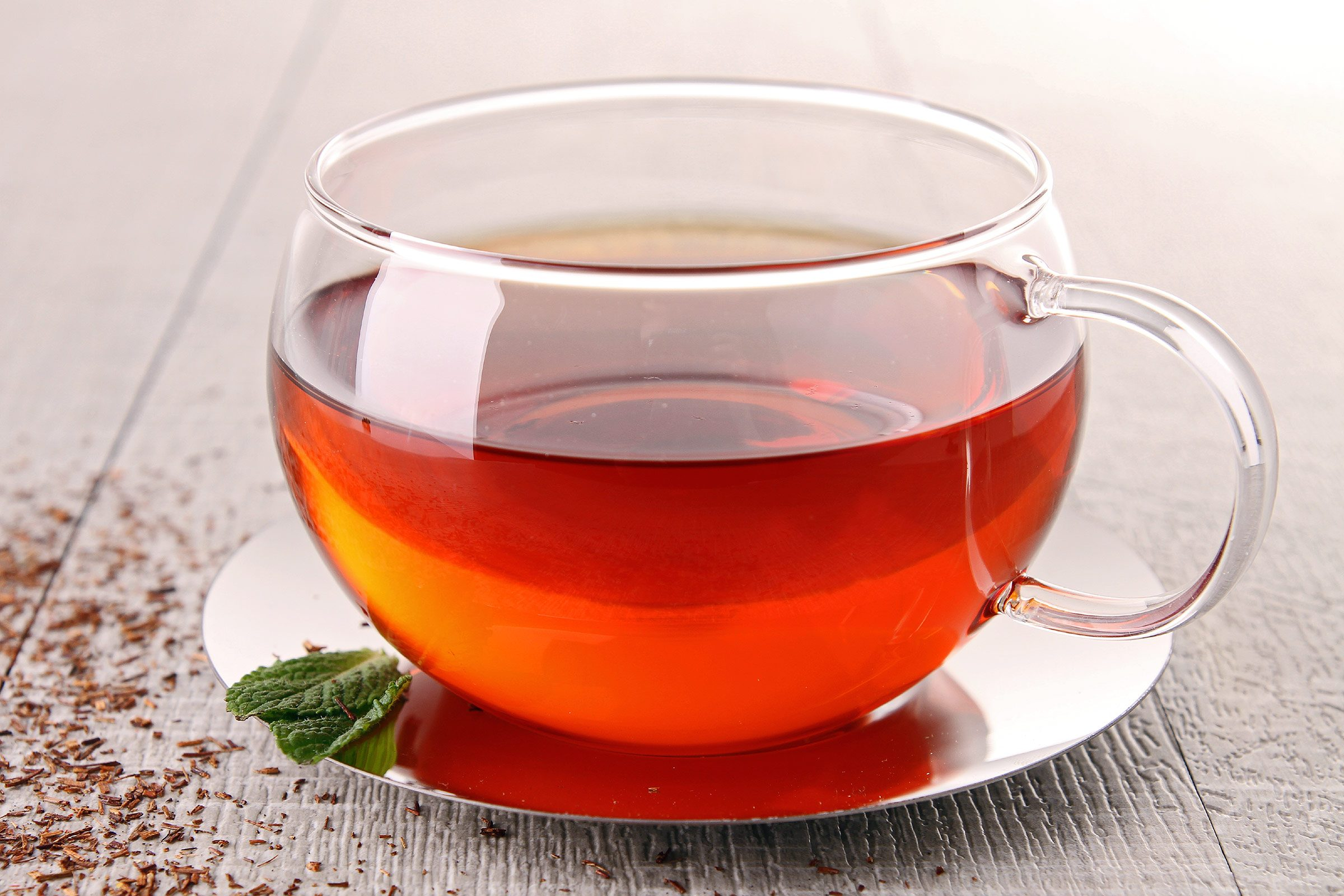 South Africa: Sip some rooibos tea