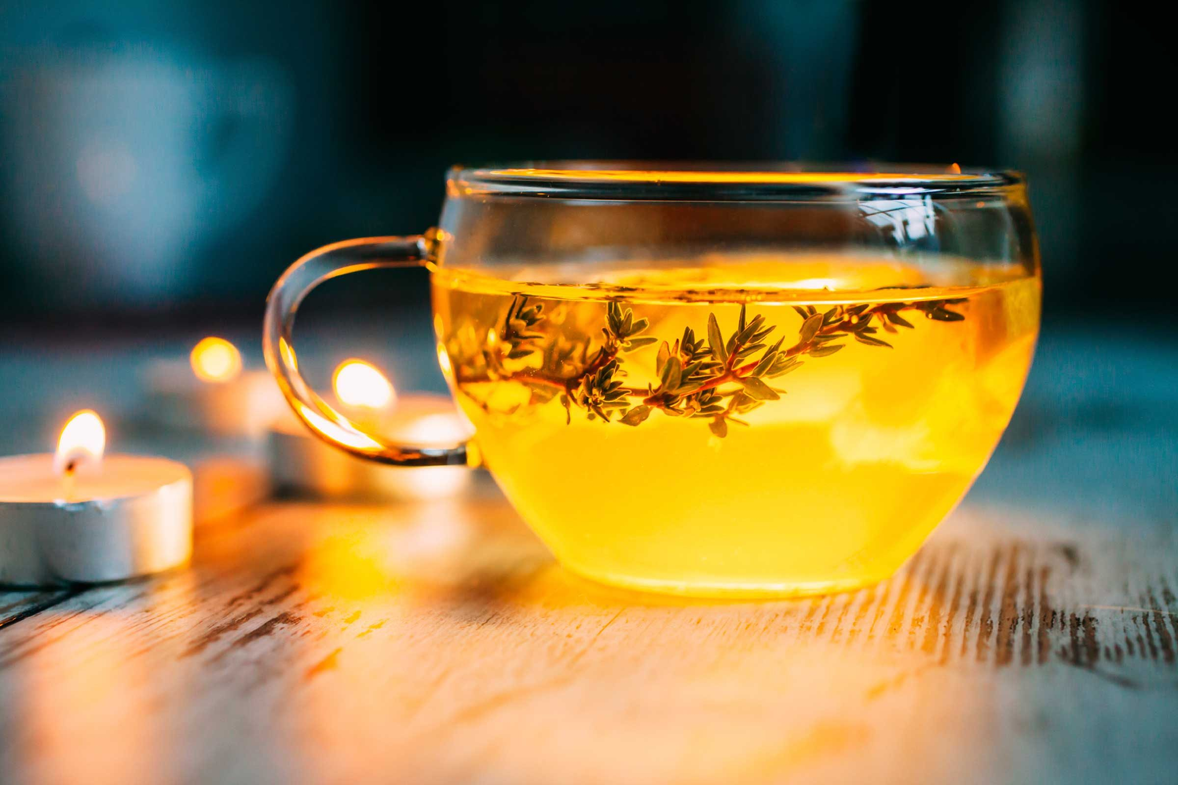 Make tea a go-to drink