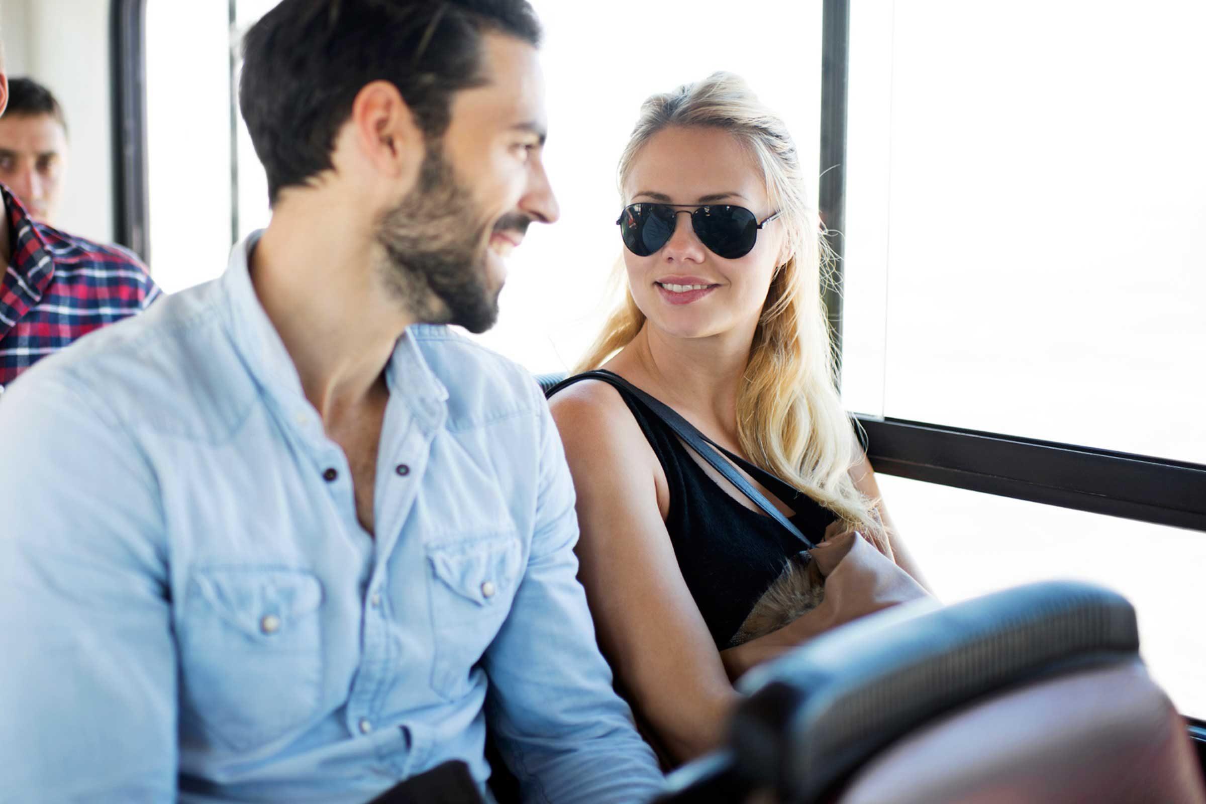 Secret du corps: Faire connaissance avec une autre personne améliore l'humeur