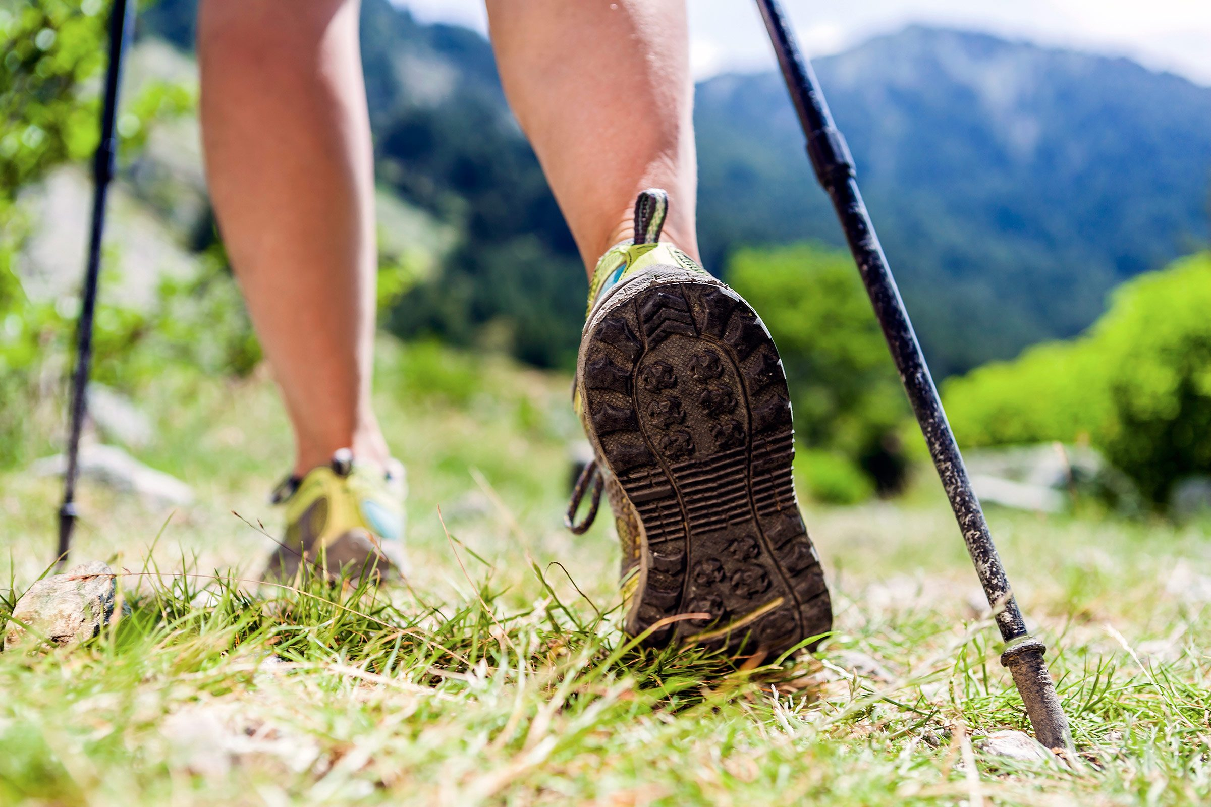 Finland: Take up nordic walking