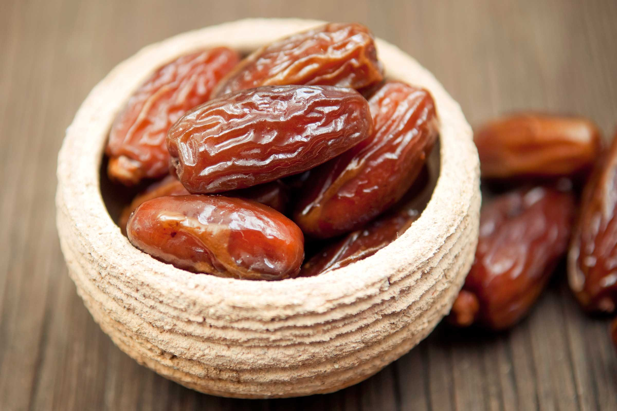 Have dates for dessert
